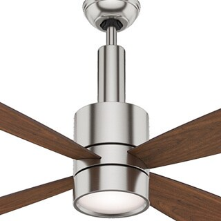 Casablanca 54 inch bullet ceiling fan free shipping today casablanca 54 inch bullet ceiling fan free shipping today overstock 16454102 aloadofball Image collections