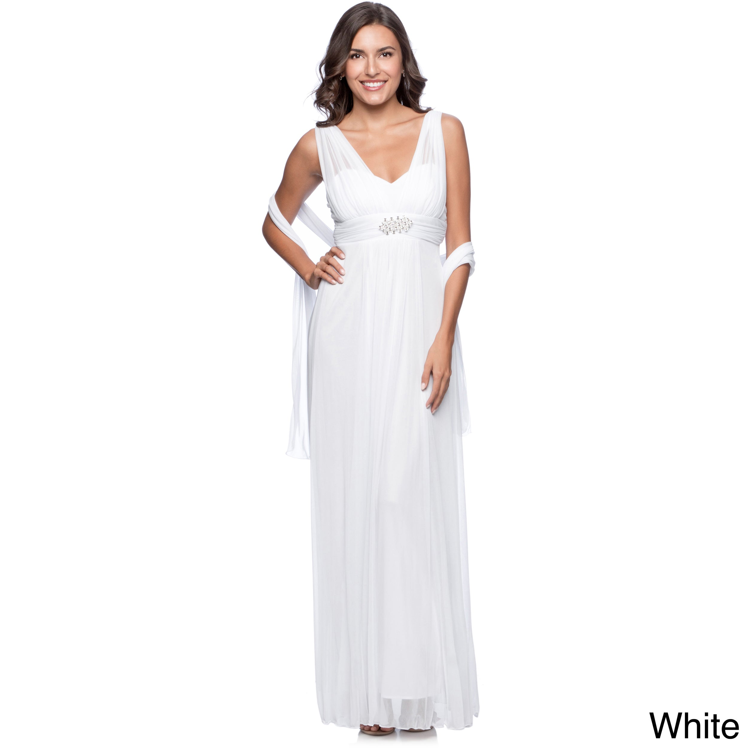 DFI Women\'s Long Evening Gown - Free Shipping On Orders Over $45 ...