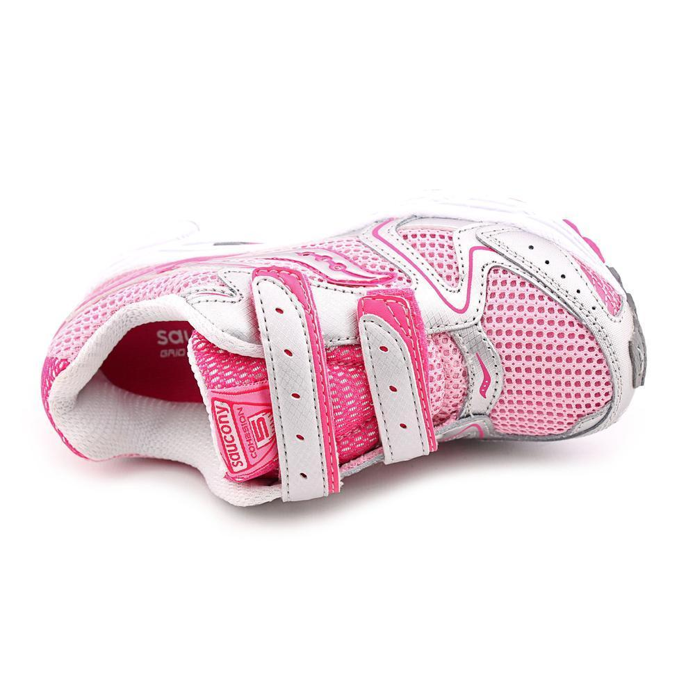 7c3b532cf342 Shop Saucony Girl (Youth)  Cohesion 5 HL  Mesh Athletic Shoe (Size 13.5 ) -  Free Shipping On Orders Over  45 - Overstock.com - 9298246
