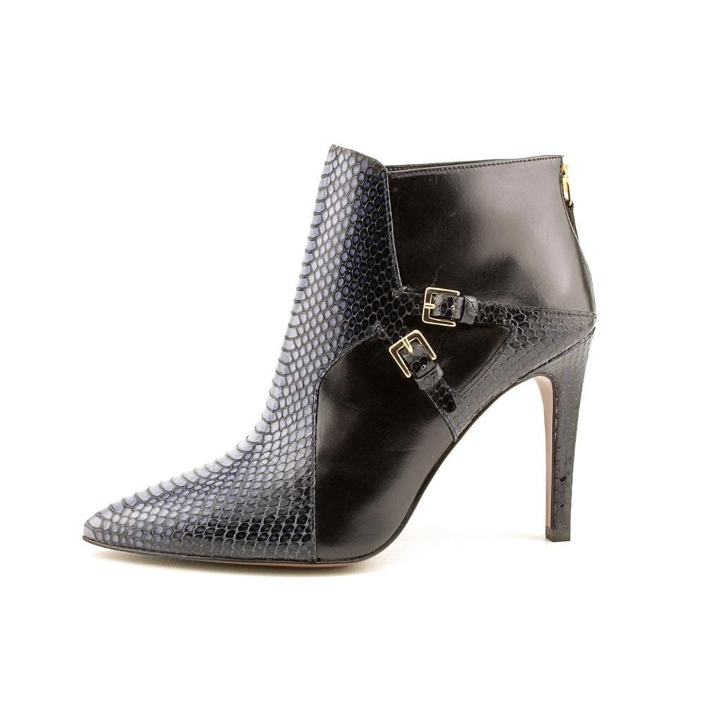 22b5d439bbf Shop Hugo Boss Women s  Praila  Leather Boots - Free Shipping Today -  Overstock - 9299457
