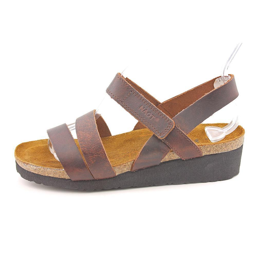 bf87742f8782 Shop Naot Women s  Kayla  Leather Sandals (Size 8 ) - Free Shipping Today -  Overstock - 9303125