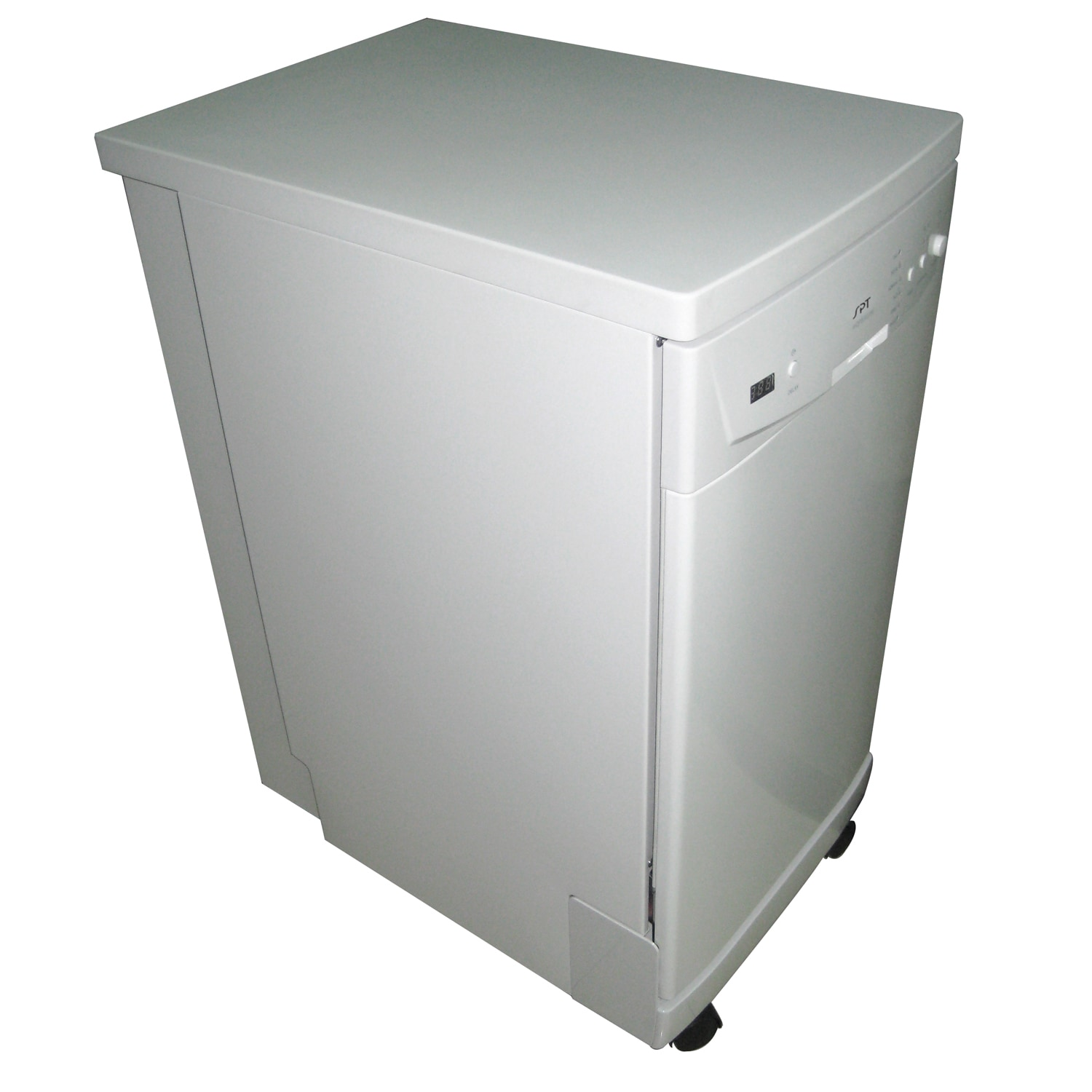 Lovely SPT SD 9241W White 18 Inch Portable Dishwasher With Energy Star   Free  Shipping Today   Overstock   16466838