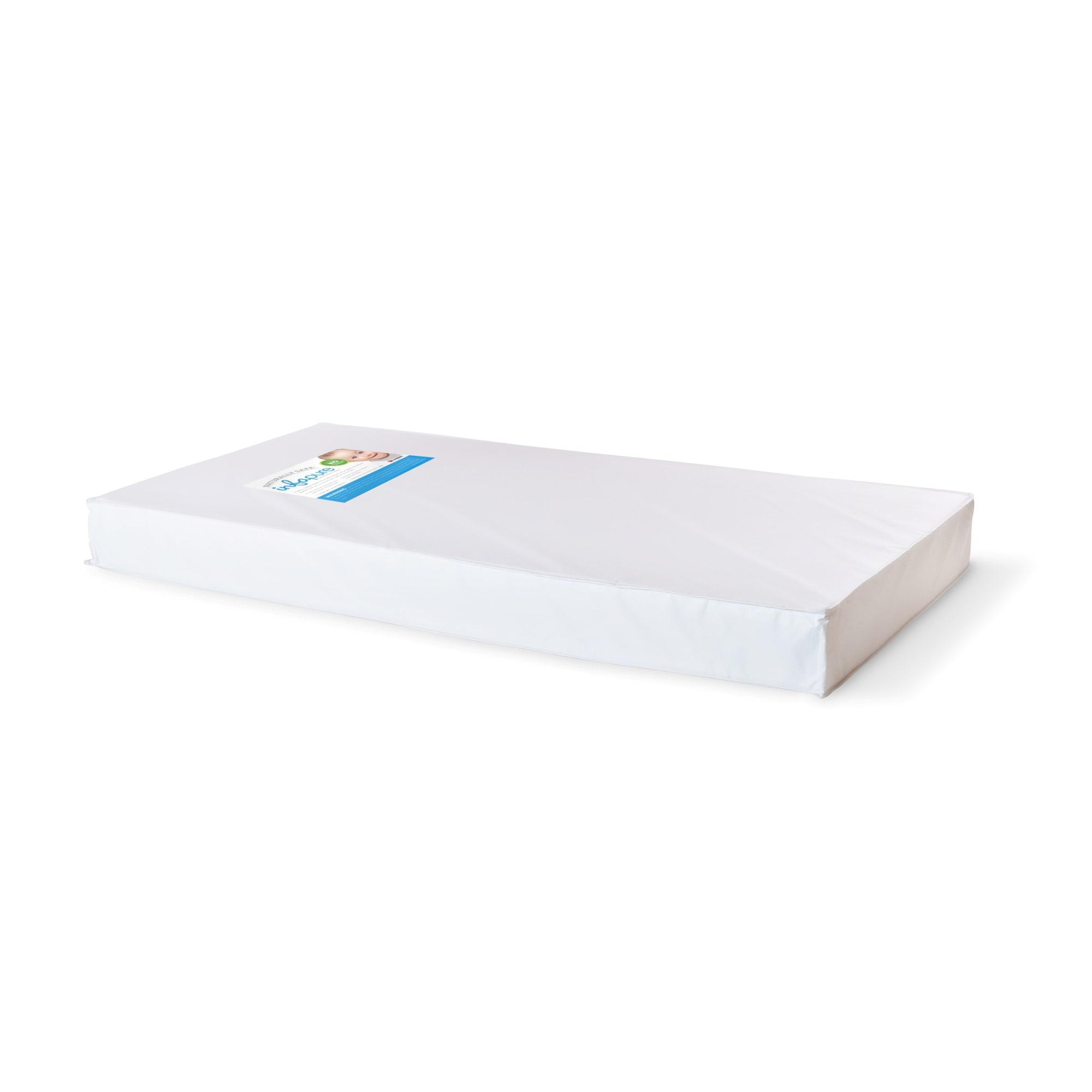 Shop Foundations InfaPure 5 inch Full Crib Mattress   Free