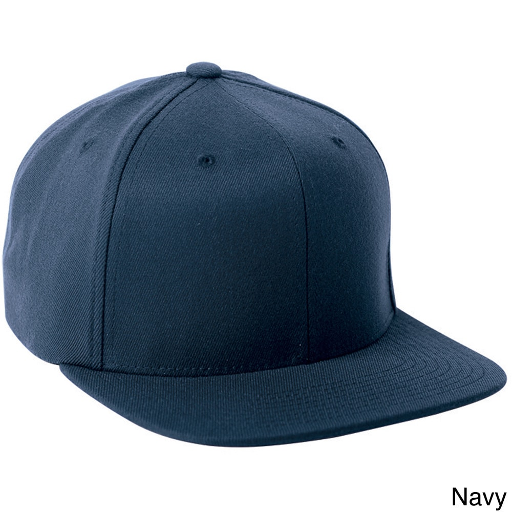 Shop Flexfit Wool Blend Solid Baseball Cap - On Sale - Free Shipping On  Orders Over  45 - Overstock - 9310496 eb63952d7a48
