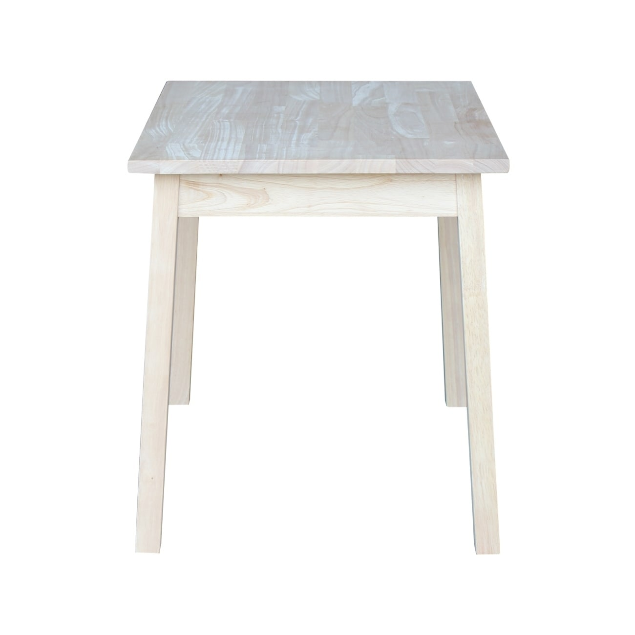 Shop unfinished wood childrens table free shipping today overstock com 9310502