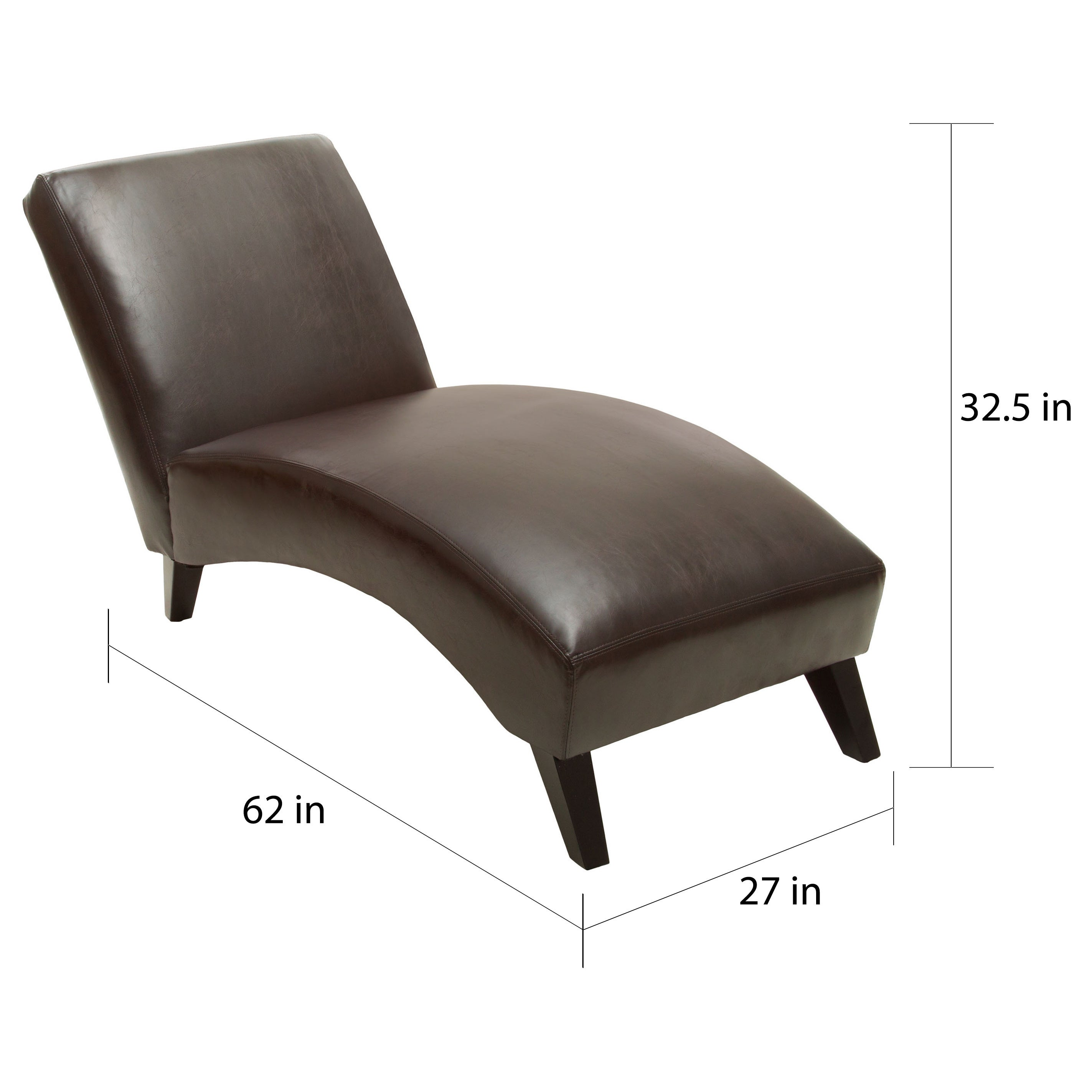 chaise brown wind lounge copenhagen co and living en broste caramel