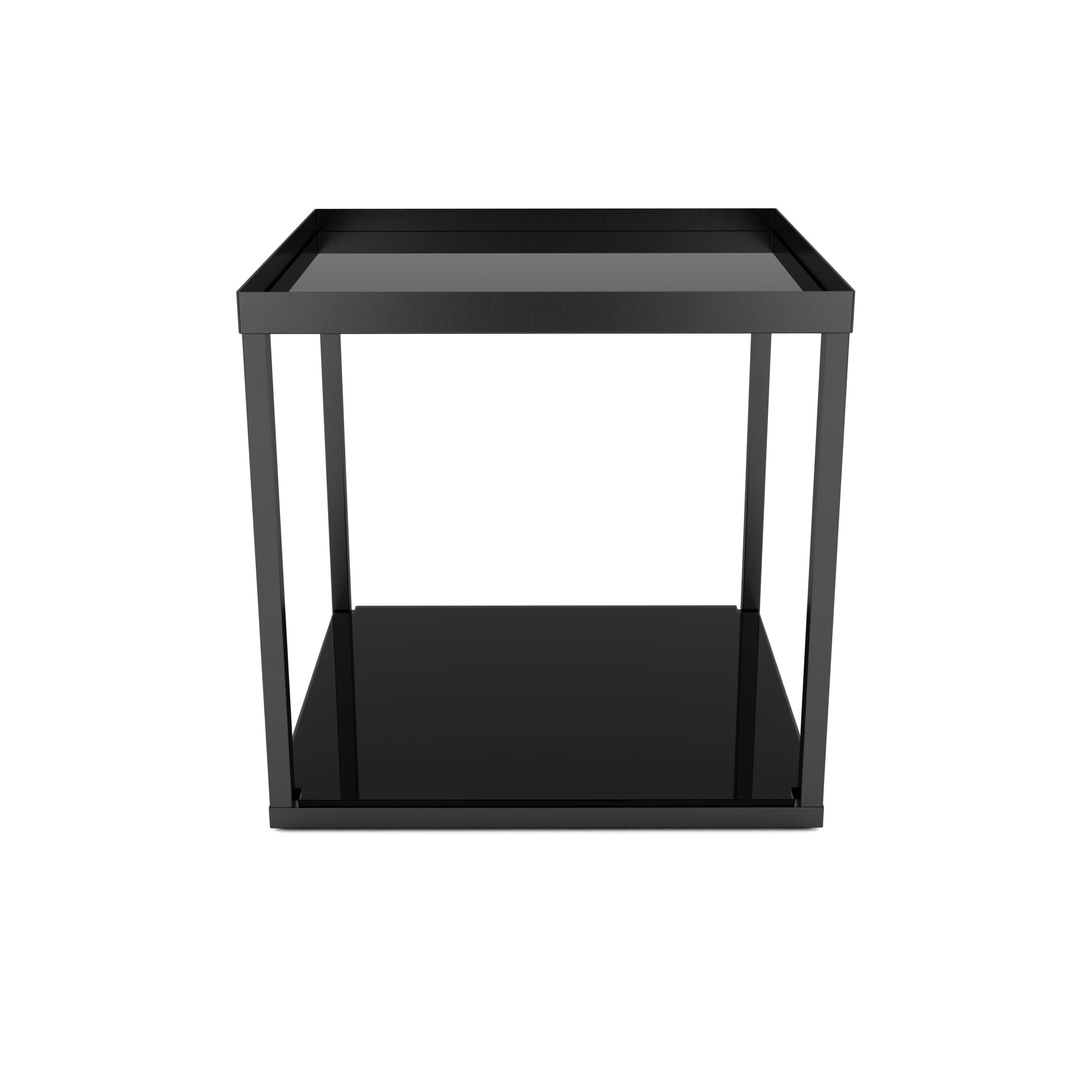 Urb SPACE Metal Modular Side Table   Free Shipping Today   Overstock    16471829