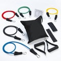 Sivian Health and Fitness Latex Resistance Band Set