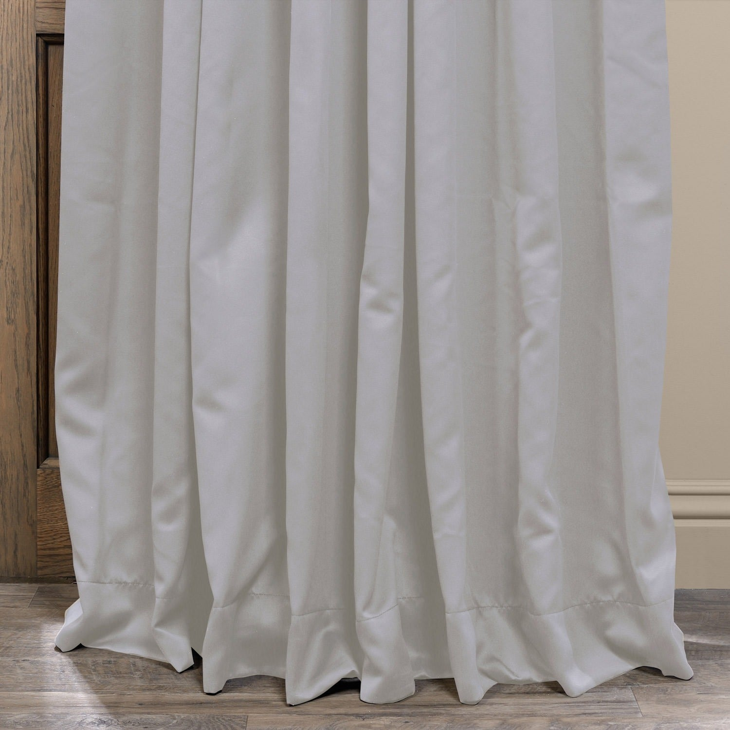 faux silk cinnabar inch panel pleat length marquee tab drapes drapery large lined curtain back pinch long clearance curtains