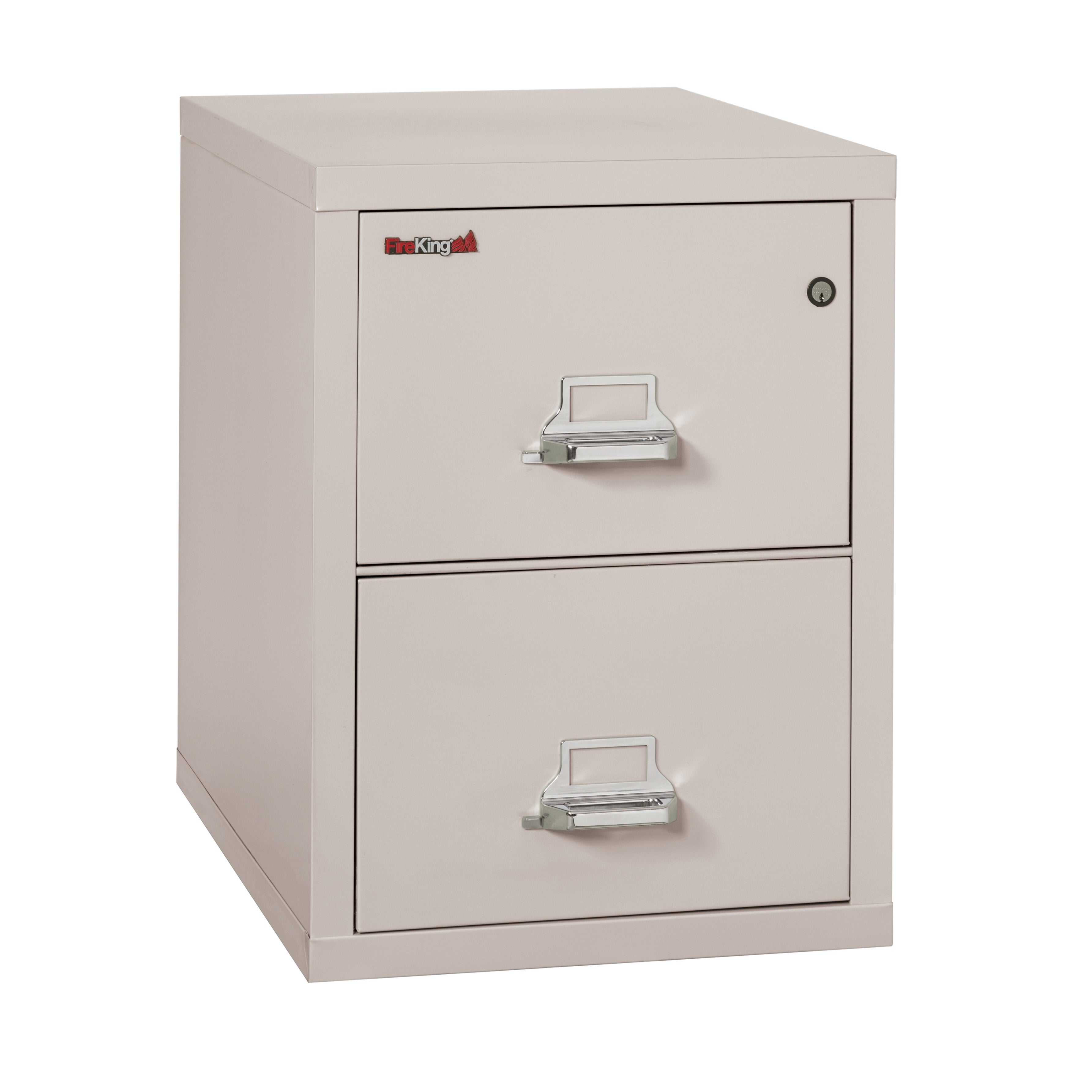 Fireking Fireproof Vertical File Cabinet Legal 2 Drawers 31 5 D On Free Shipping Today 9315600