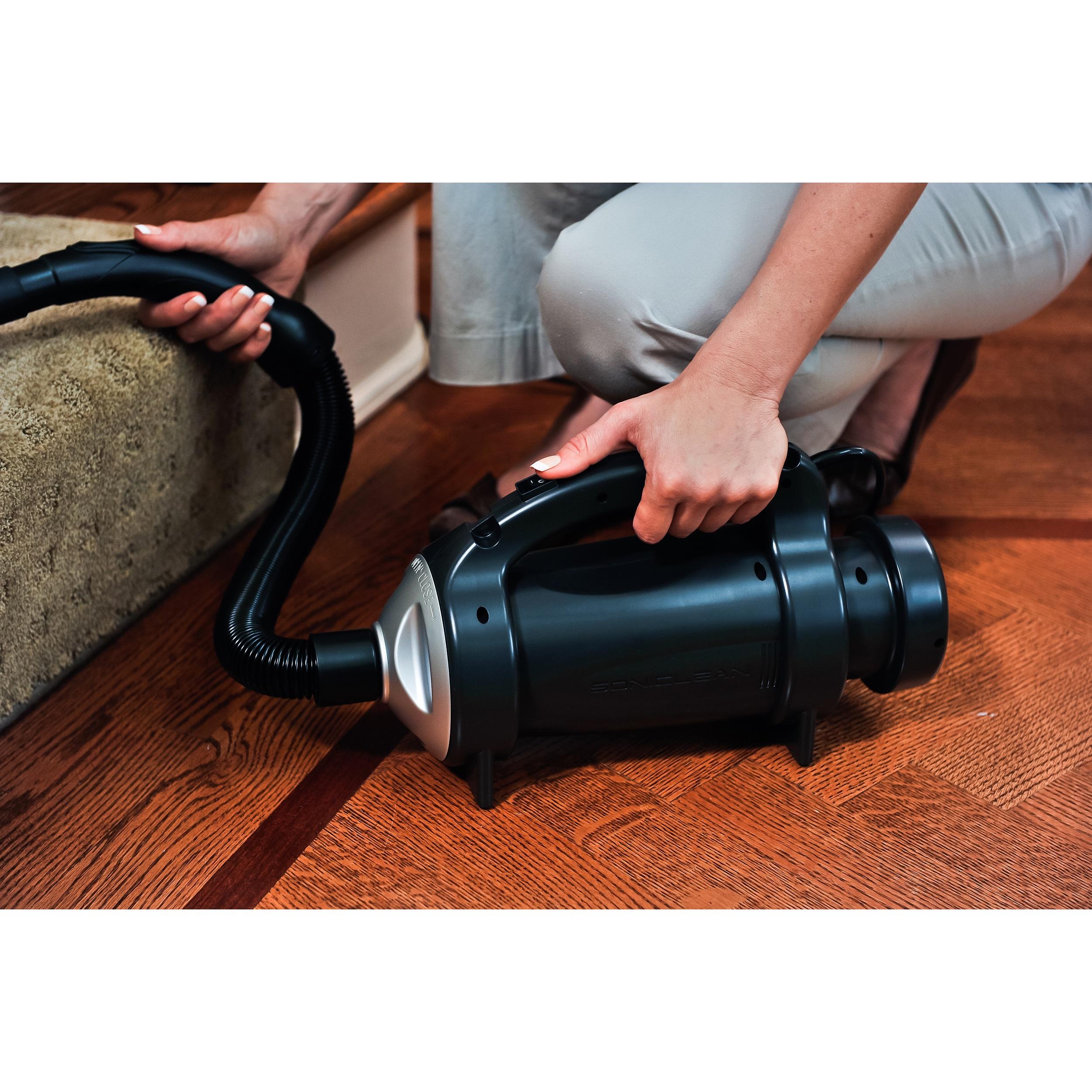Soniclean HH 0800 Handheld Vacuum Cleaner