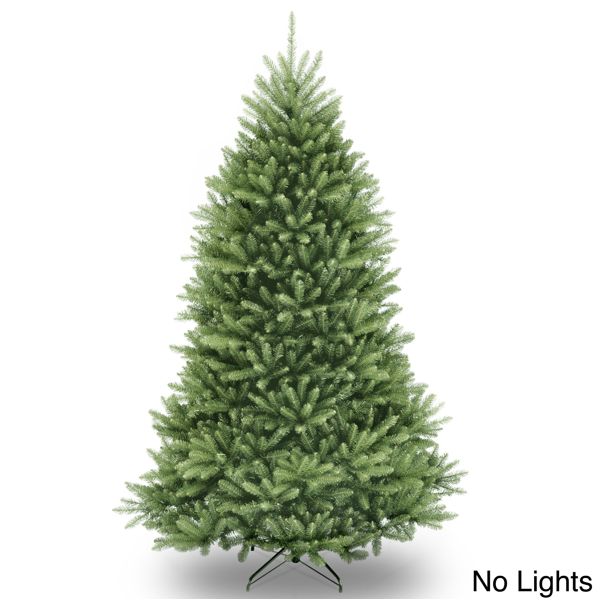 Christmas Tree Without Lights