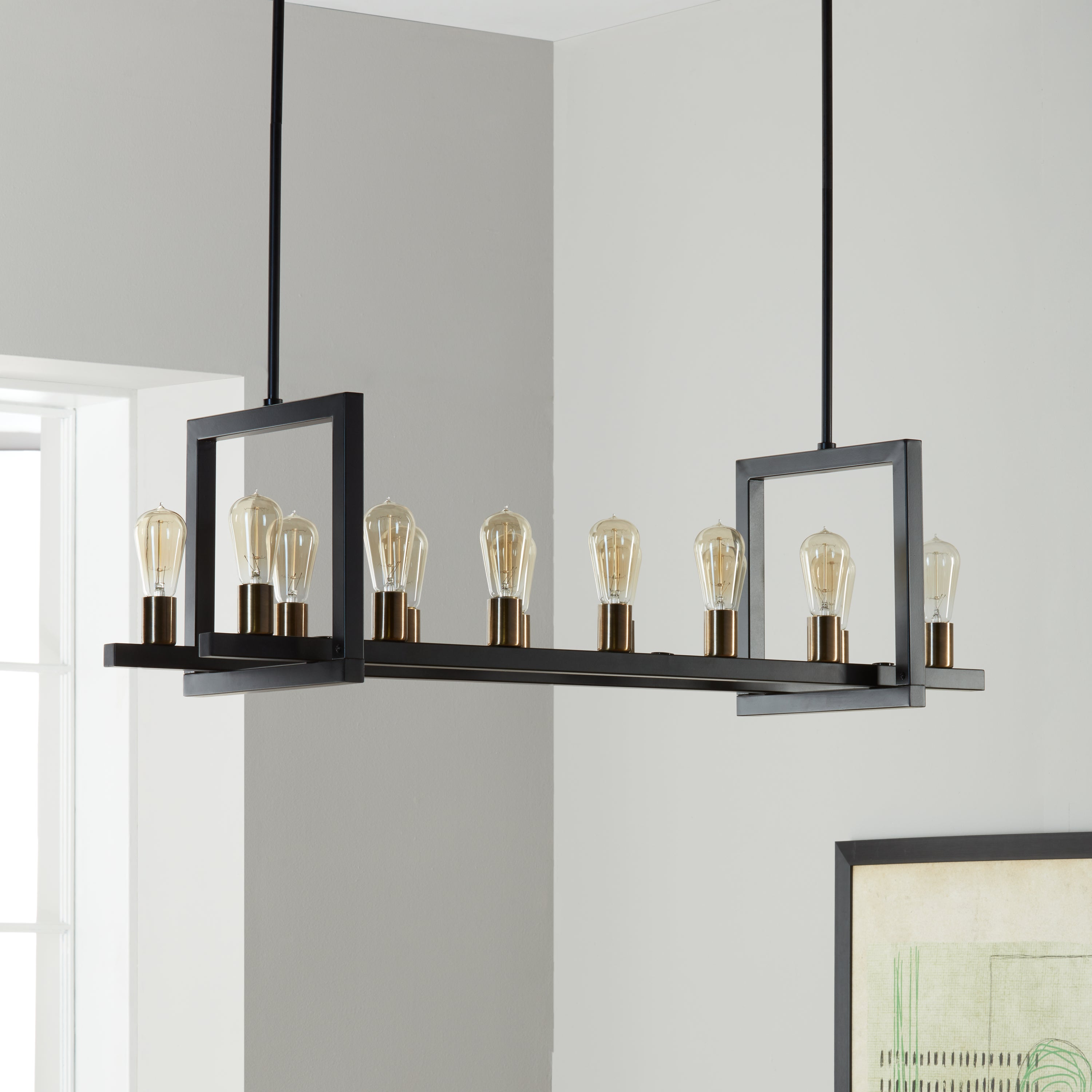 Top product reviews for griffin rectangular 14 light chandelier griffin rectangular 14 light chandelier arubaitofo Images