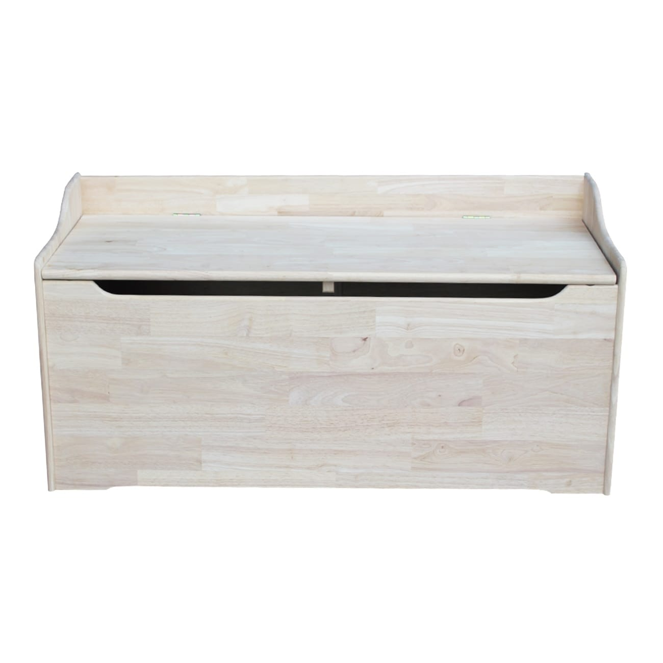 Shop Juvenile 47 Inch Unfinished Storage Box   Free Shipping Today    Overstock.com   9316758