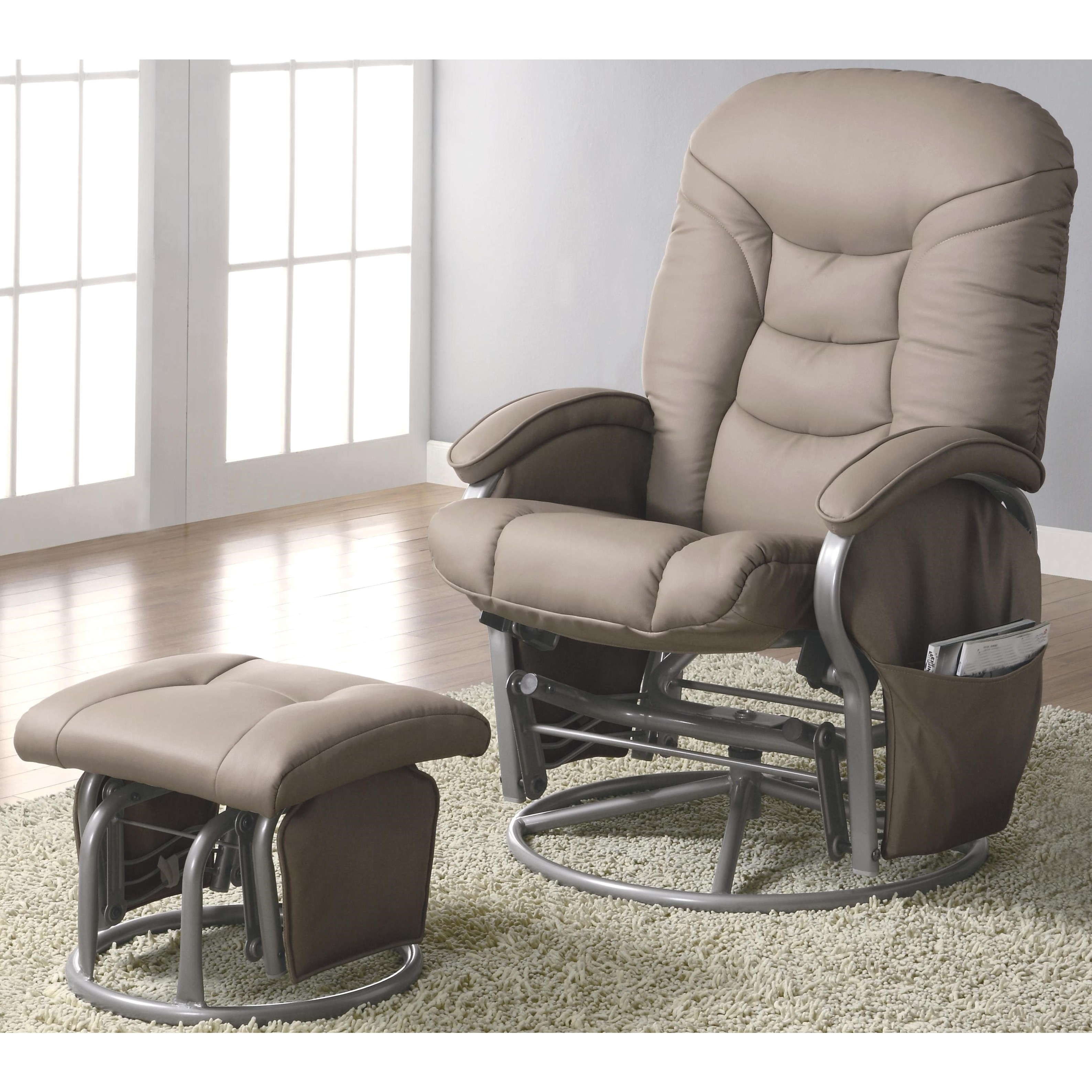 with ikea recliner nursery outdoor glider best walmart set chairs chair of and ottoman leather office size cushions rocking full canopy