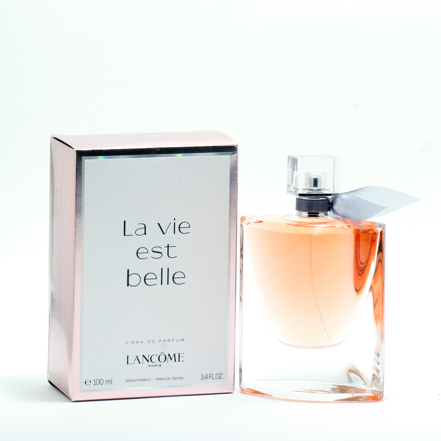 19bbd8e81 Shop Lancome La Vie Est Belle Women s 3.4-ounce Eau de Parfum Spray - Free  Shipping Today - Overstock - 9329716