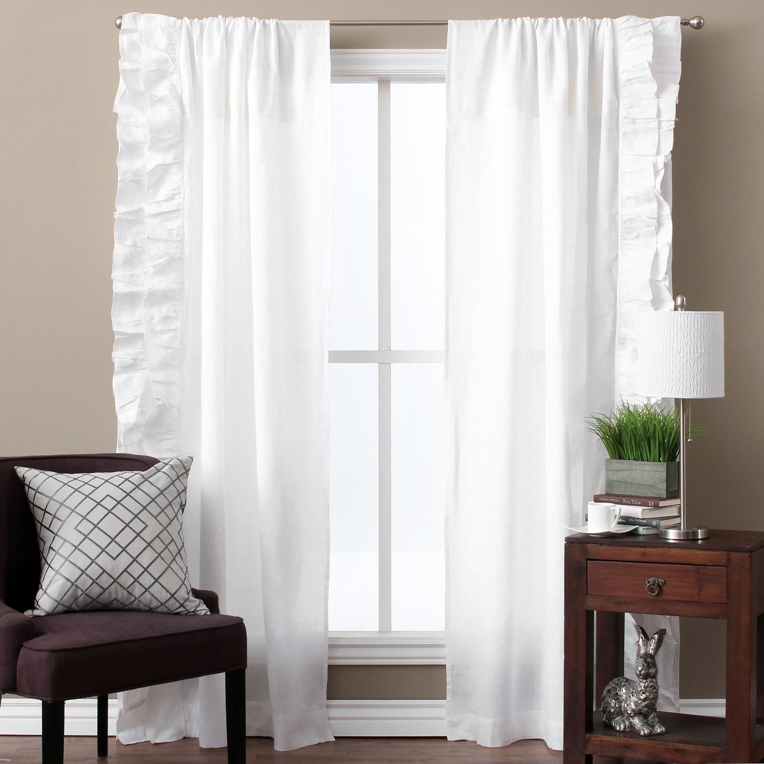 lushdecor panel wp ruffle lush gray com curtain decor curtains products avon window
