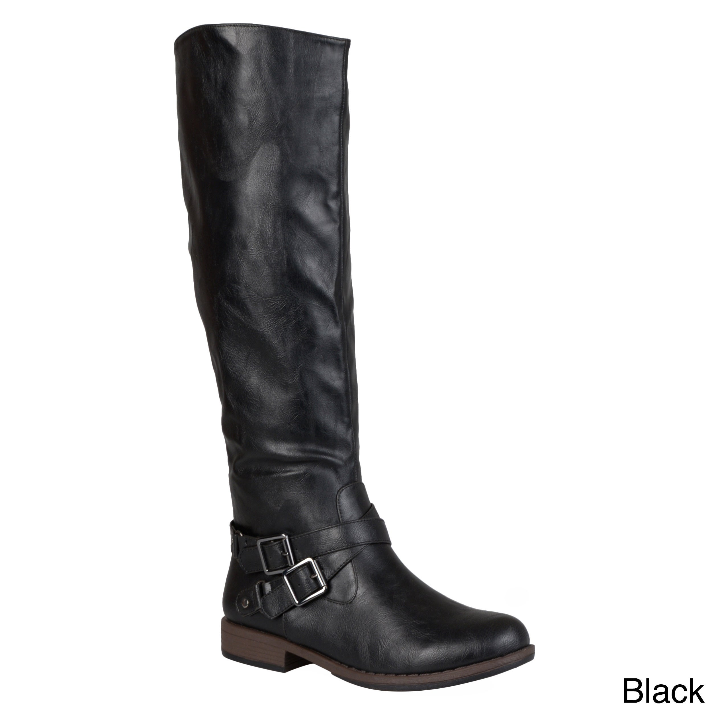152b1606b977 Shop Journee Collection Women's 'April' Regular and Wide Calf Boot ...