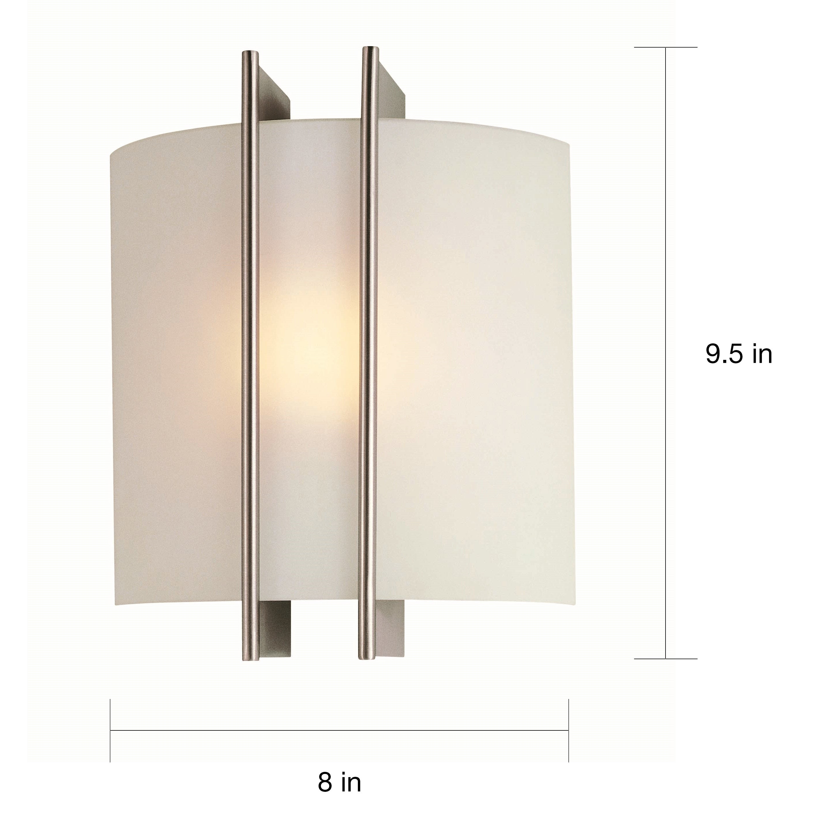 Carson 1 light wall sconce free shipping today overstock carson 1 light wall sconce free shipping today overstock 16541895 arubaitofo Choice Image