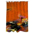 Thumbprintz Jubiliation Shower Curtain