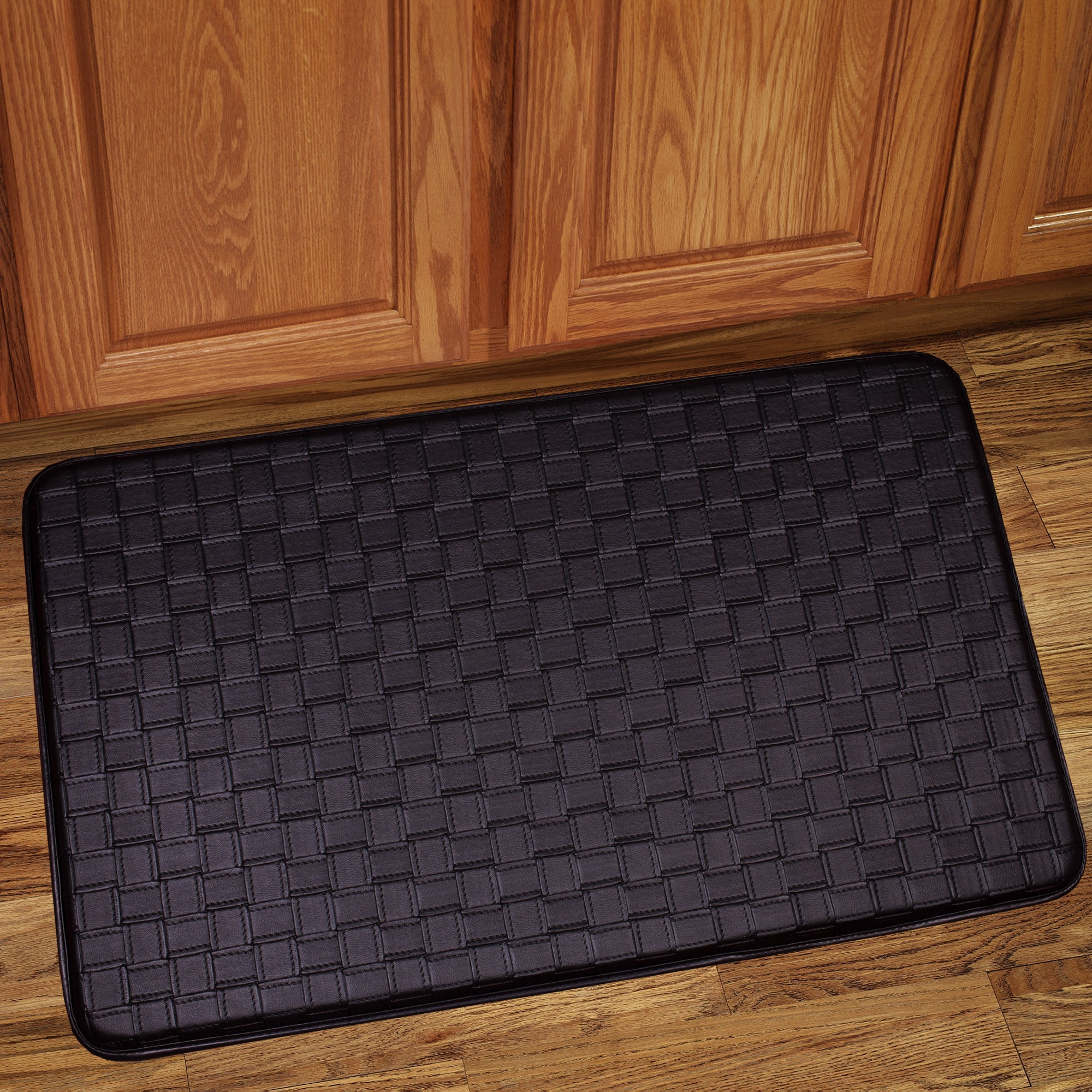 Shop Memory Foam Anti-Fatigue Kitchen Floor Mat - On Sale - Free ...