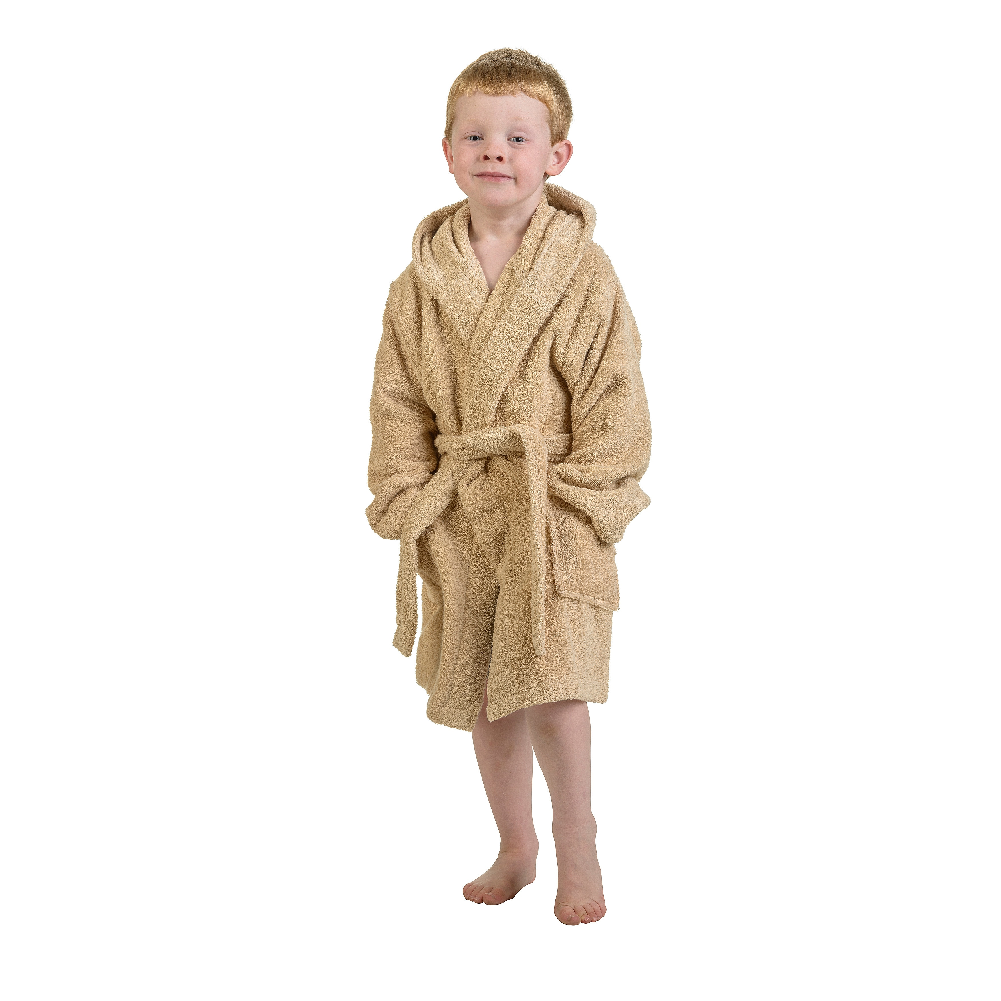 Shop Superior Collection Luxurious Cotton Kids Hooded Bath Robe - Free  Shipping On Orders Over  45 - Overstock - 9370416 6dc269f6c