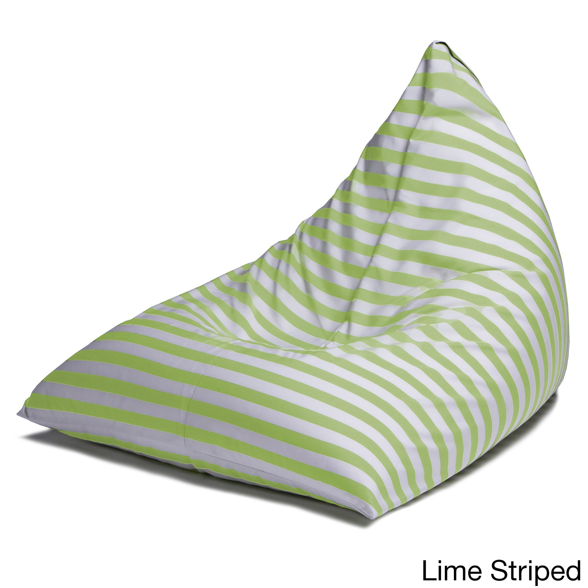 Shop Jaxx Twist Outdoor Patio Bean Bag Chair   Free Shipping Today    Overstock.com   9371666