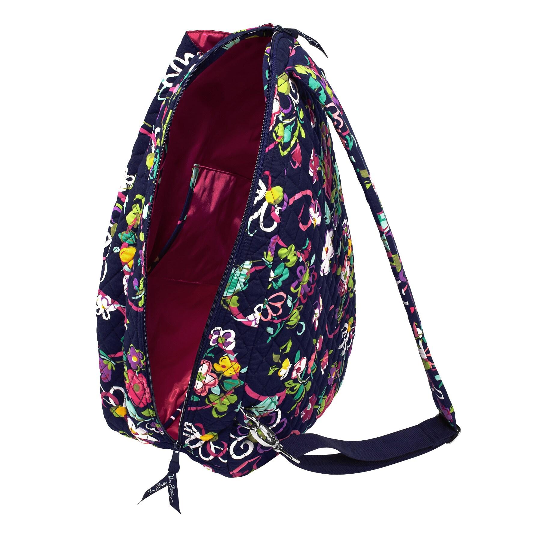 Vera Bradley Ribbons Sling Tennis Backpack Shoulder Bag Free Shipping On Orders Over 45 9376085