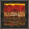 Smith 'Intricate Nature' Framed Artwork