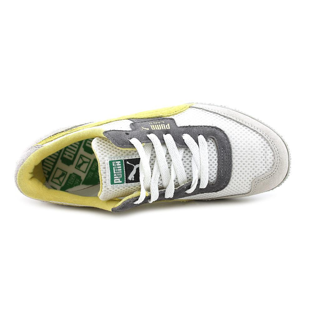 3892ee2e371 Shop Puma Women's 'Lab II' Regular Suede Casual Shoes (Size 6.5 ) - Free  Shipping Today - Overstock - 9385915