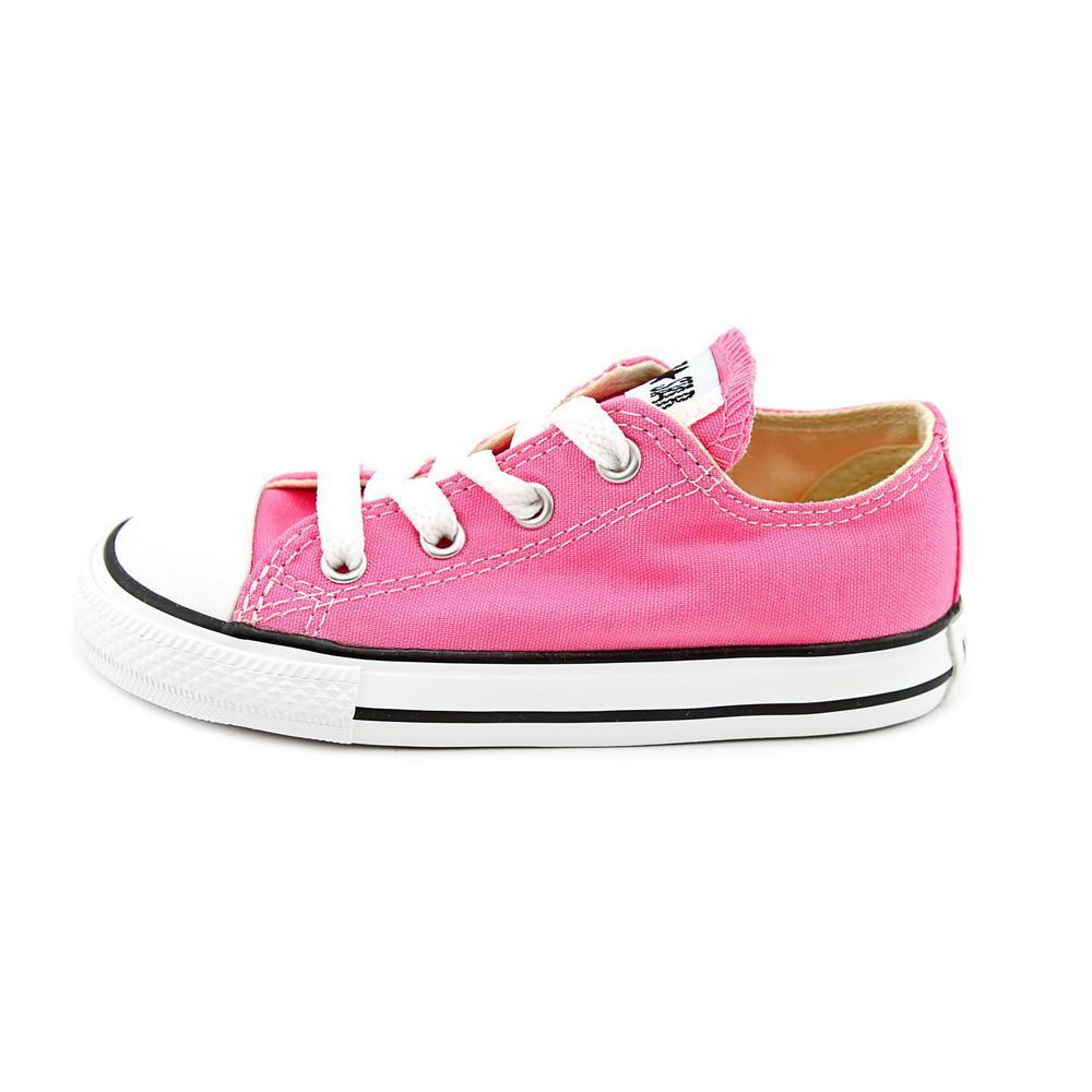 ee4e180d86a25c Shop Converse Girl (Toddler)  Yths C T Allstar Ox  Basic Textile Athletic  Shoe (Size 8 ) - Free Shipping On Orders Over  45 - Overstock - 9386016