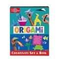 T.S. Shure Origami Creativity Set and Book