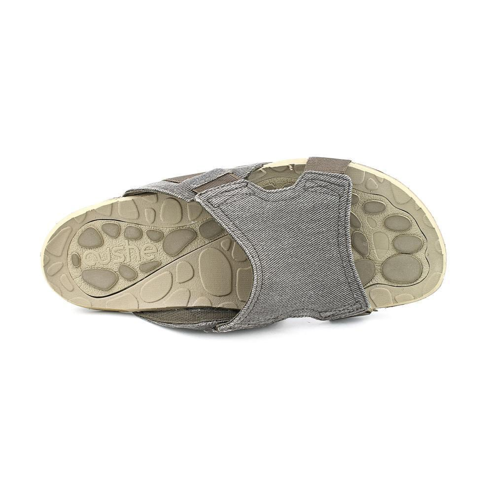f2f52579f337 Shop Cushe Men s  Evo Slide Canvas  Basic Textile Sandals (Size 13 ) - Free  Shipping Today - Overstock - 9393167