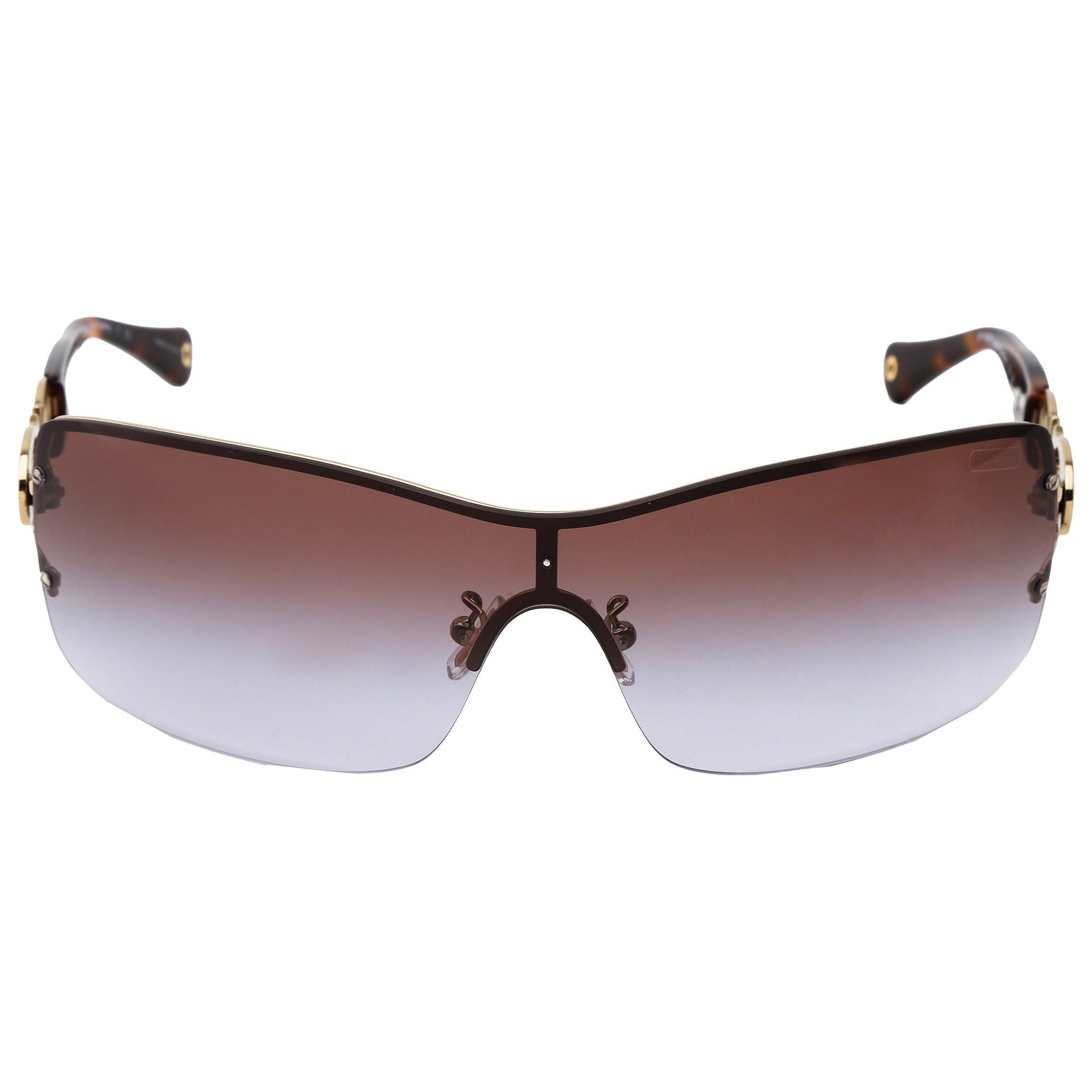 c9c8235c677d ... new style shop coach womens l048 noelle hc7018 sunglasses free shipping  today overstock 9394203 8dff6 898a7