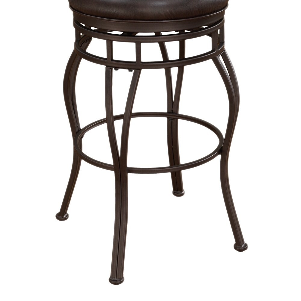 Shop valenti 34 inch backless extra tall bar stool by greyson living on sale free shipping today overstock com 9397198