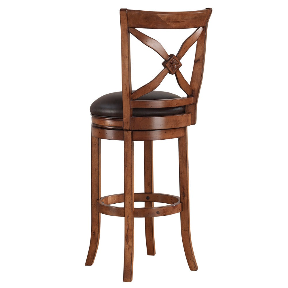 Shop copper grove sequoia 360 degree swivel extra tall bar stool on sale free shipping today overstock com 20461322