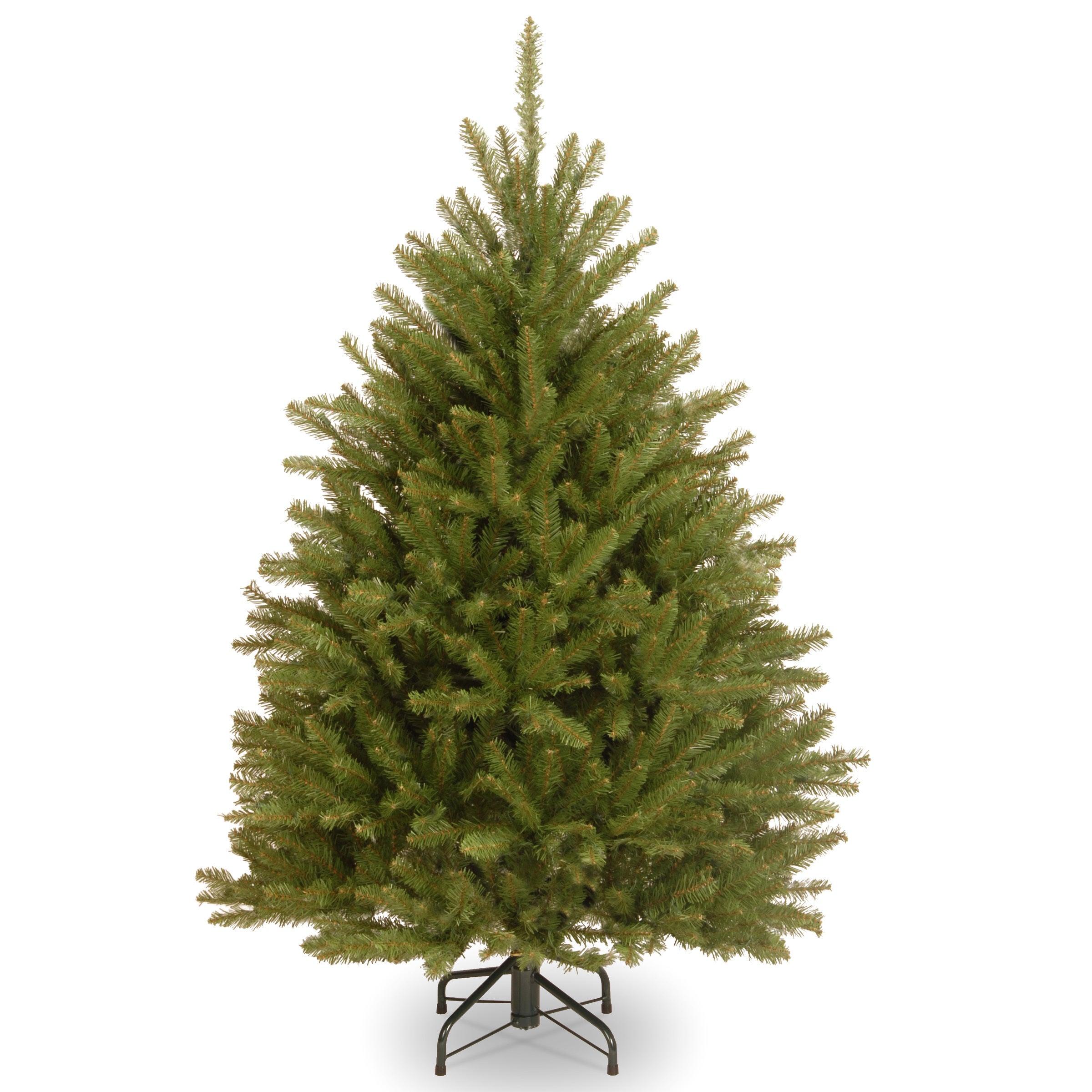 45 Foot Dunhill Fir Fir Pre Lit Or Unlit Artifical Hinged Tree