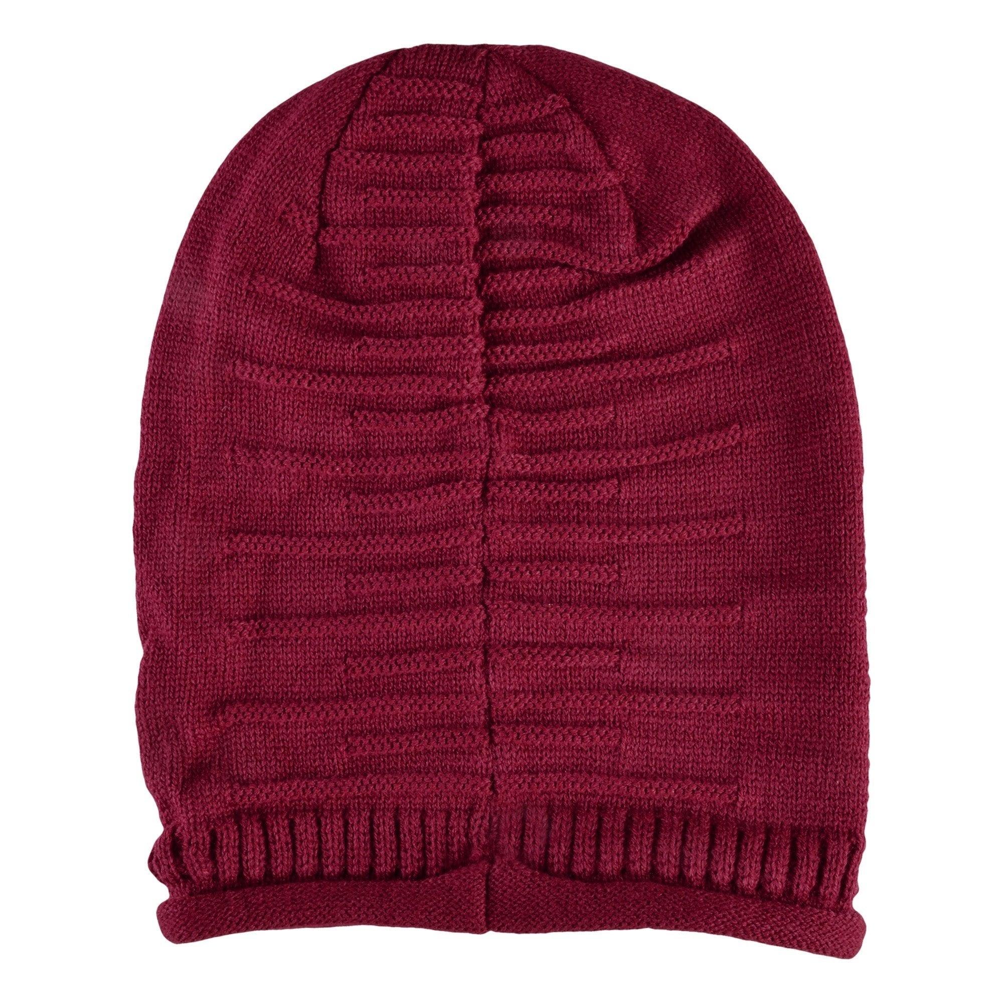 fd392f2d02c Shop Zodaca Trendy Women s Winter Warm Knit Beanie - Free Shipping ...
