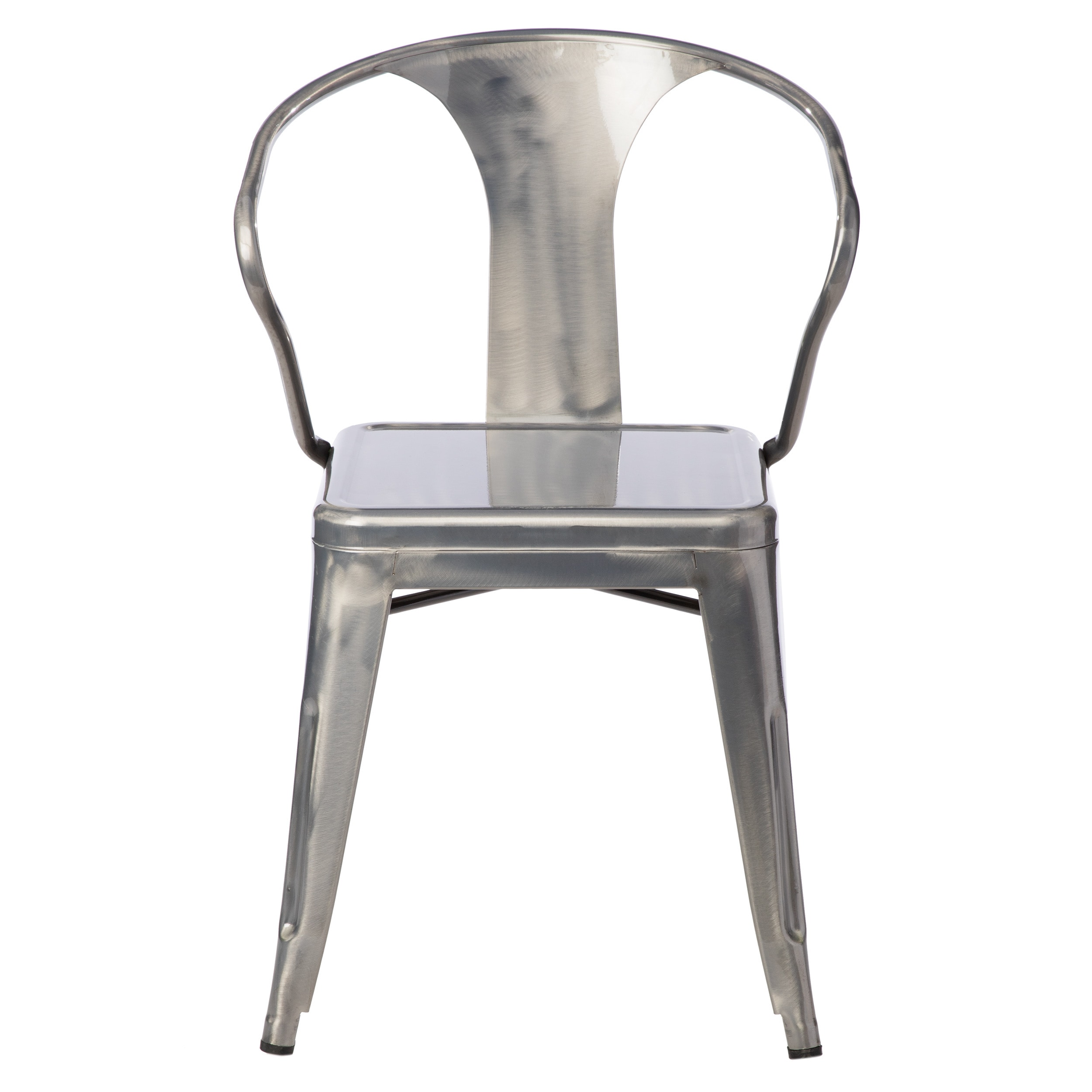 Carbon Loft Gunmetal Tabouret Stacking Chair (Set Of 4)   Free Shipping  Today   Overstock.com   16597922