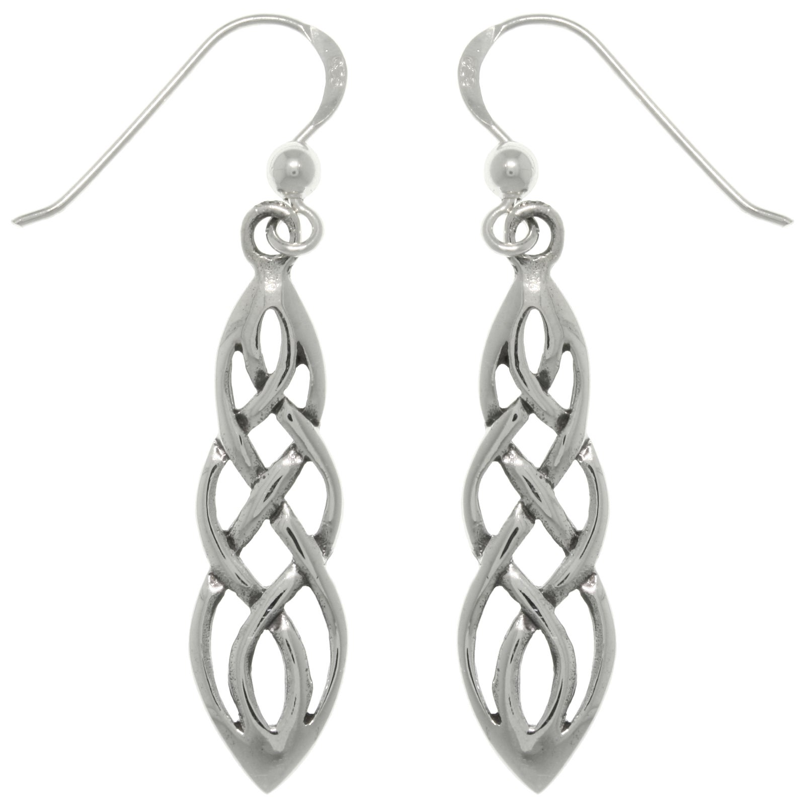 product celtic earrings pre co chance knot second sale tiffany