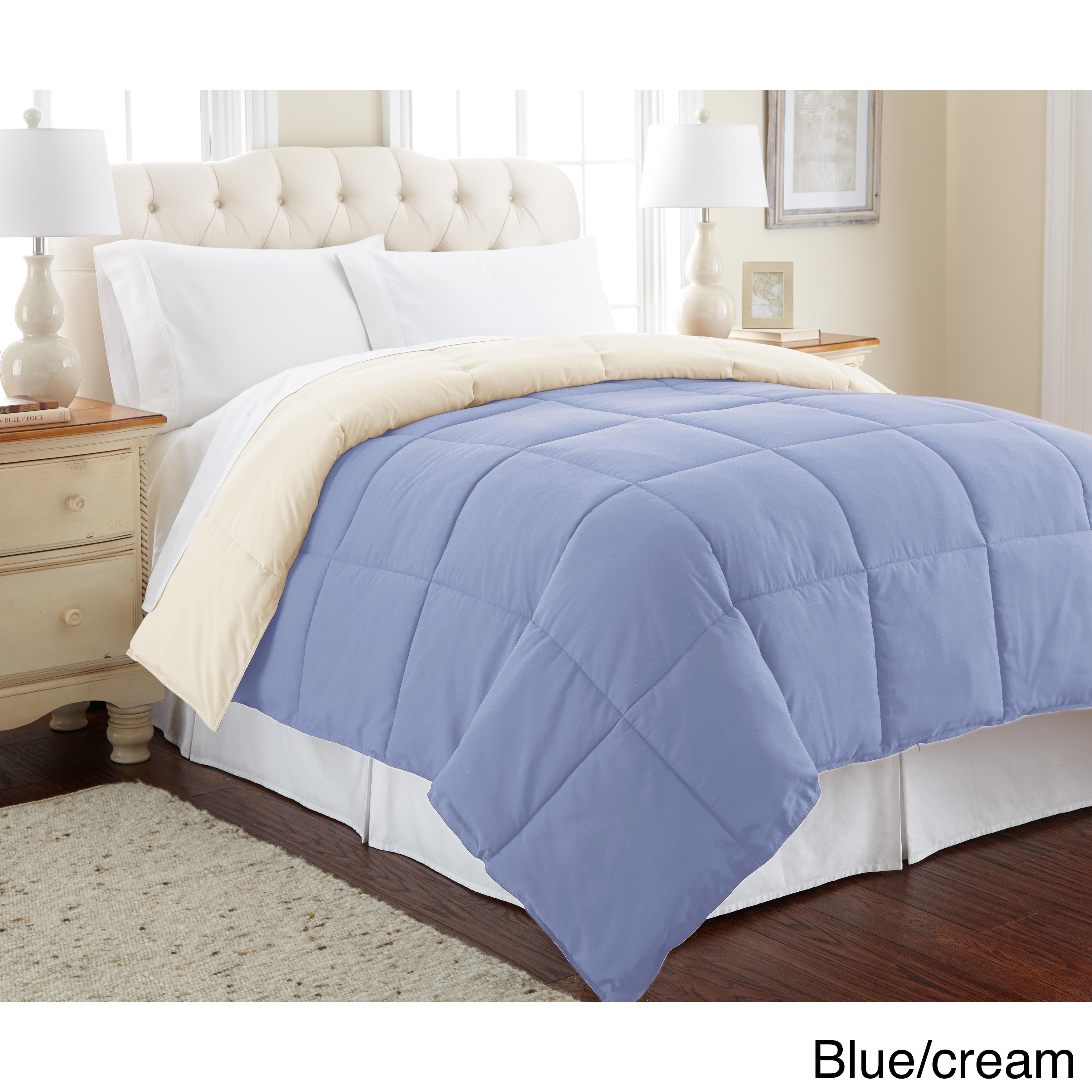 solid set in size pin down full piece alternative color n queen comforter