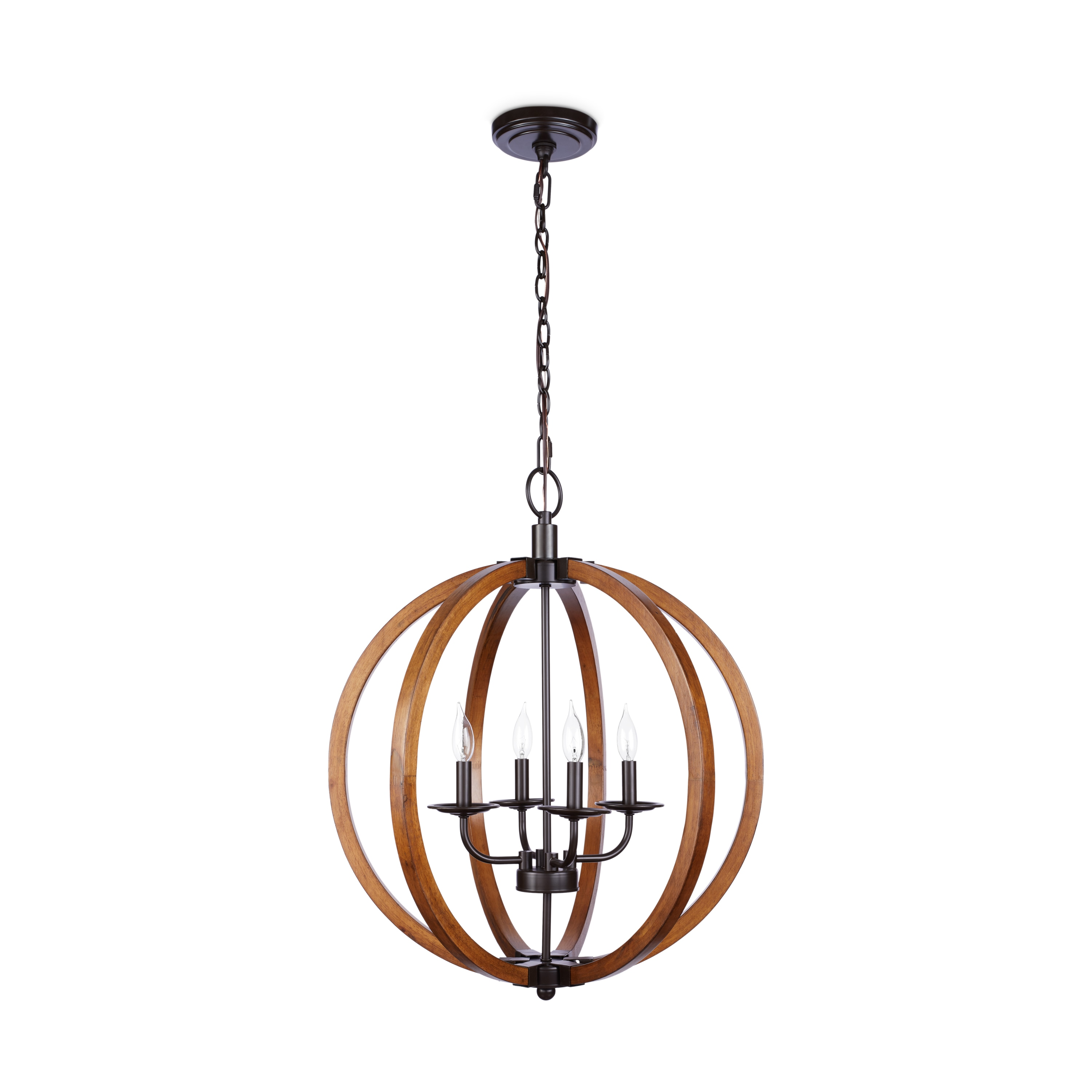 bronze chandelier pendant fe candle products shack feiss adams glass brz orb light