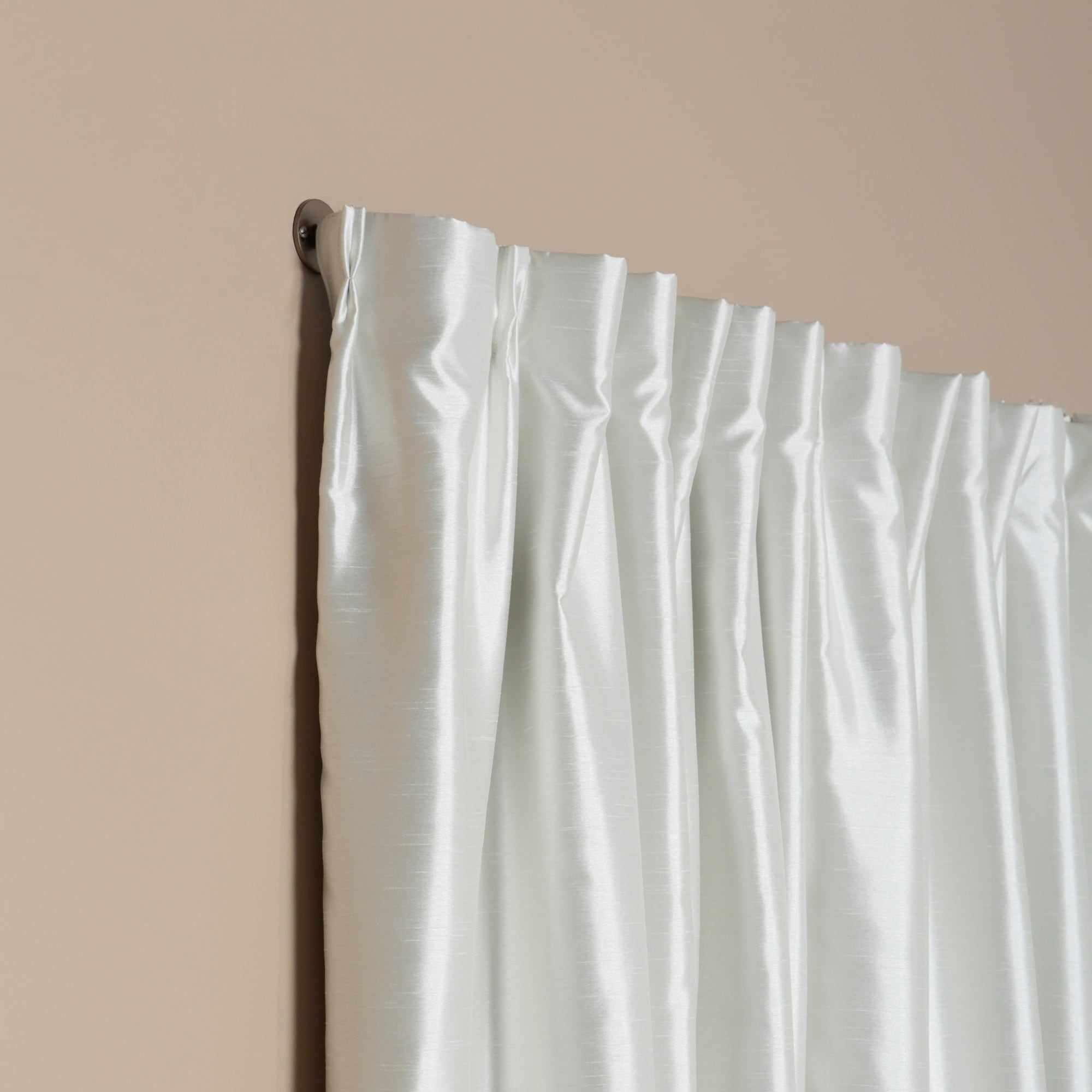 Aurora Home Wraparound Blackout Curtain Rod - Free Shipping On Orders Over  $45 - Overstock.com - 16609028