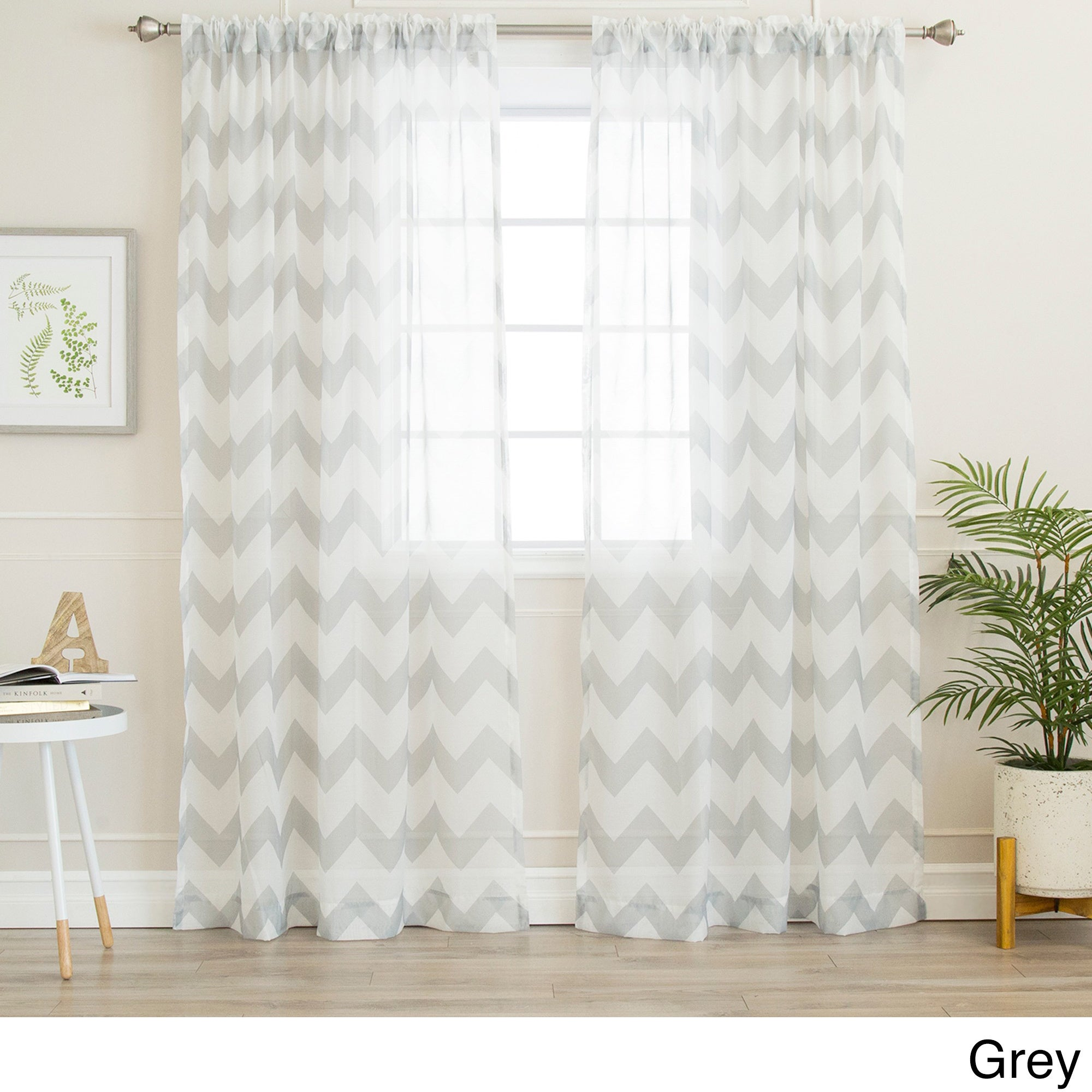 window treatment decorating pair ideas inches basics inch curtains rod arched gardens curtain satin wheat panel antique homes treatments better pinch palace polyester pleat