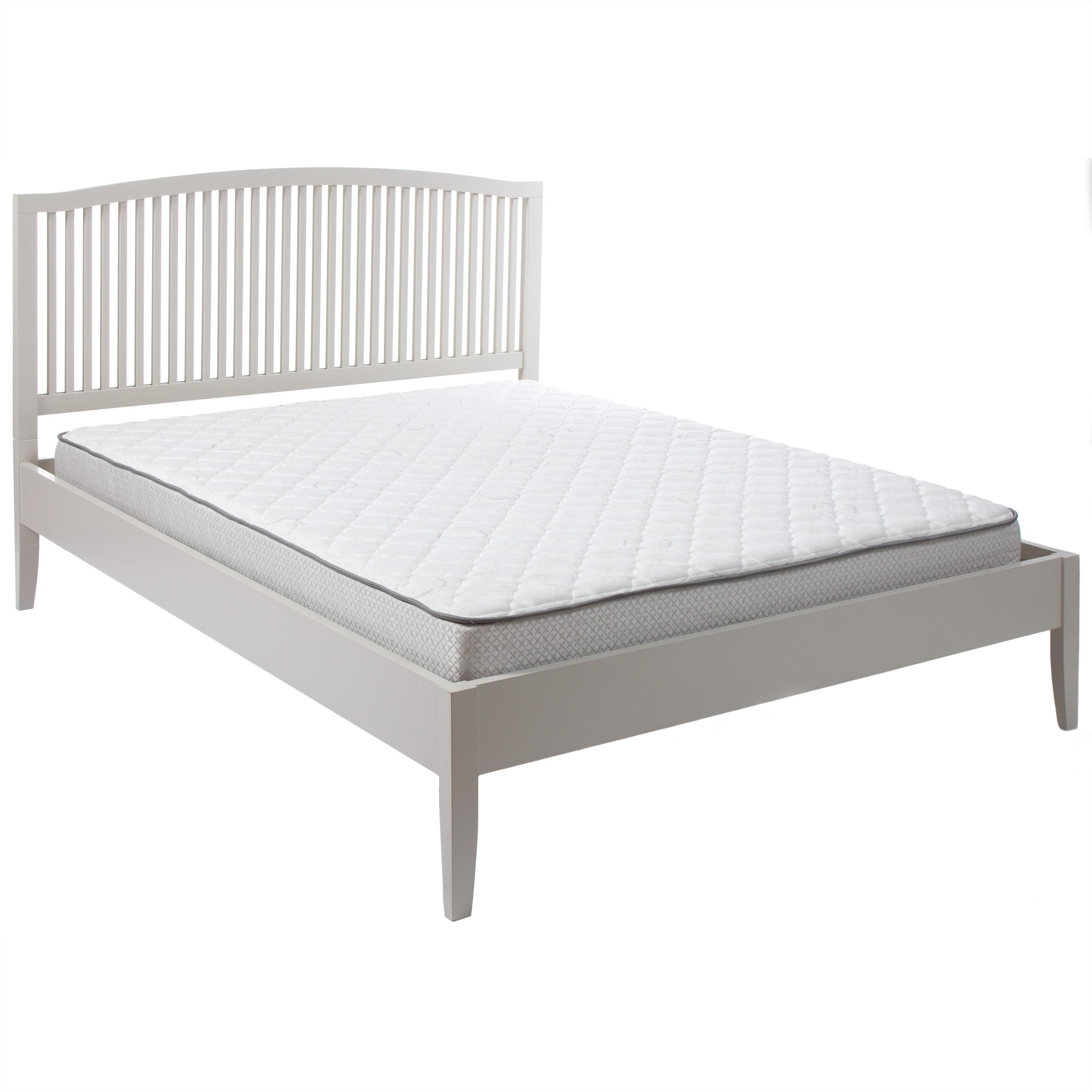 InnerSpace Sleep Luxury Flippable 6 inch Twin size Foam Mattress