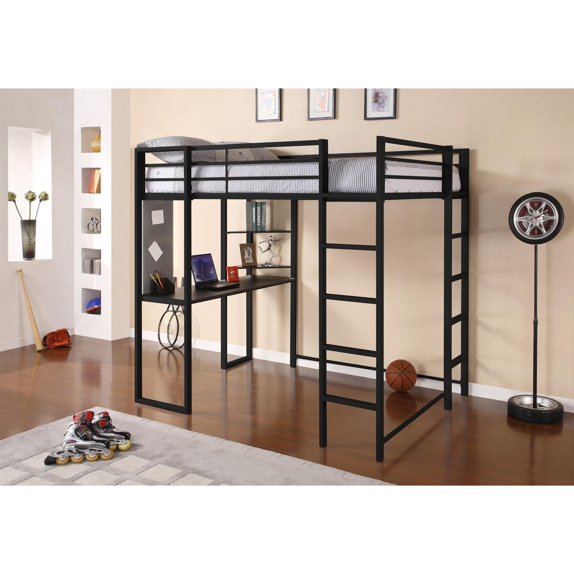 eng details sourceimage loft products furniture dhp junior previousnext bed metal full