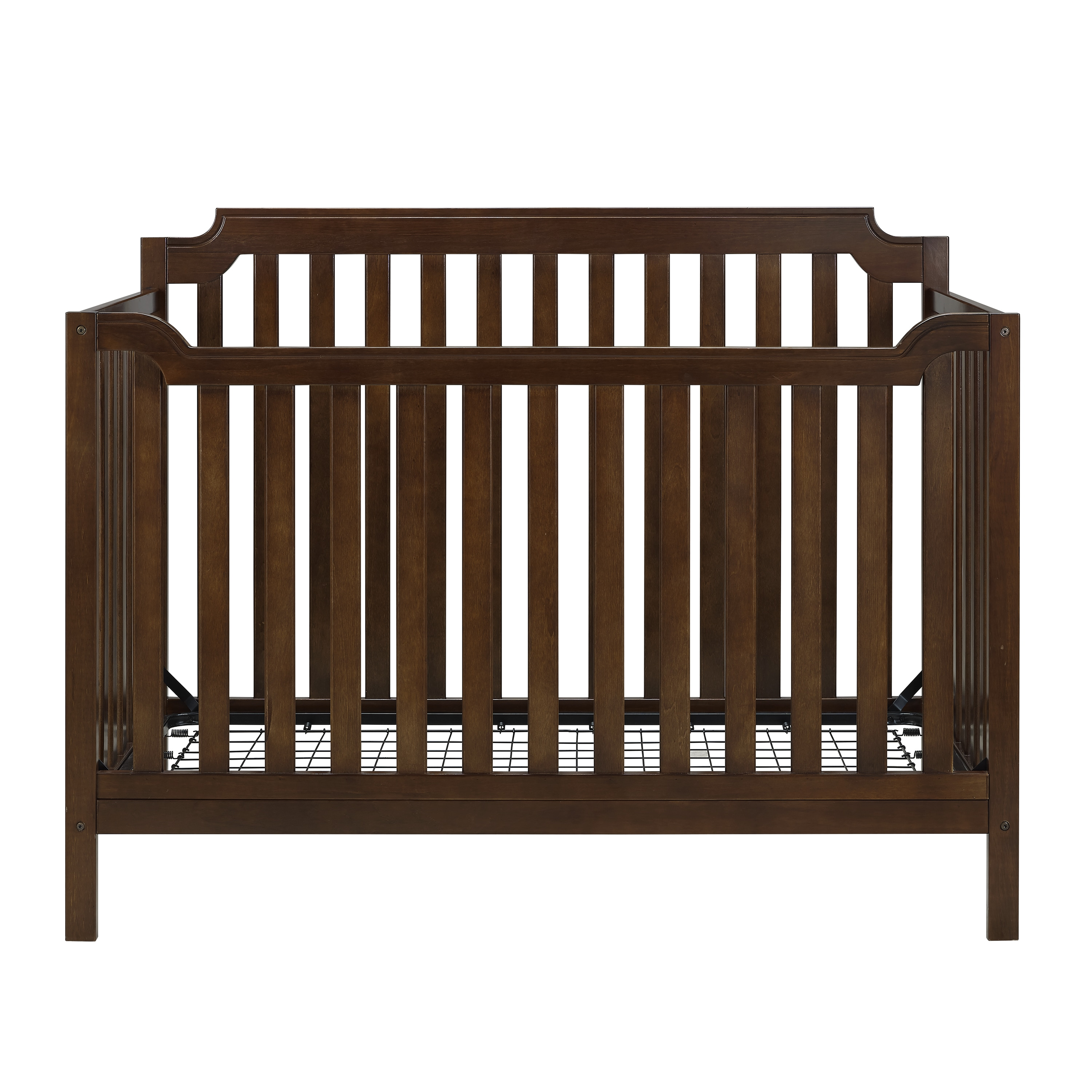 New Espresso Crib and Changing Table