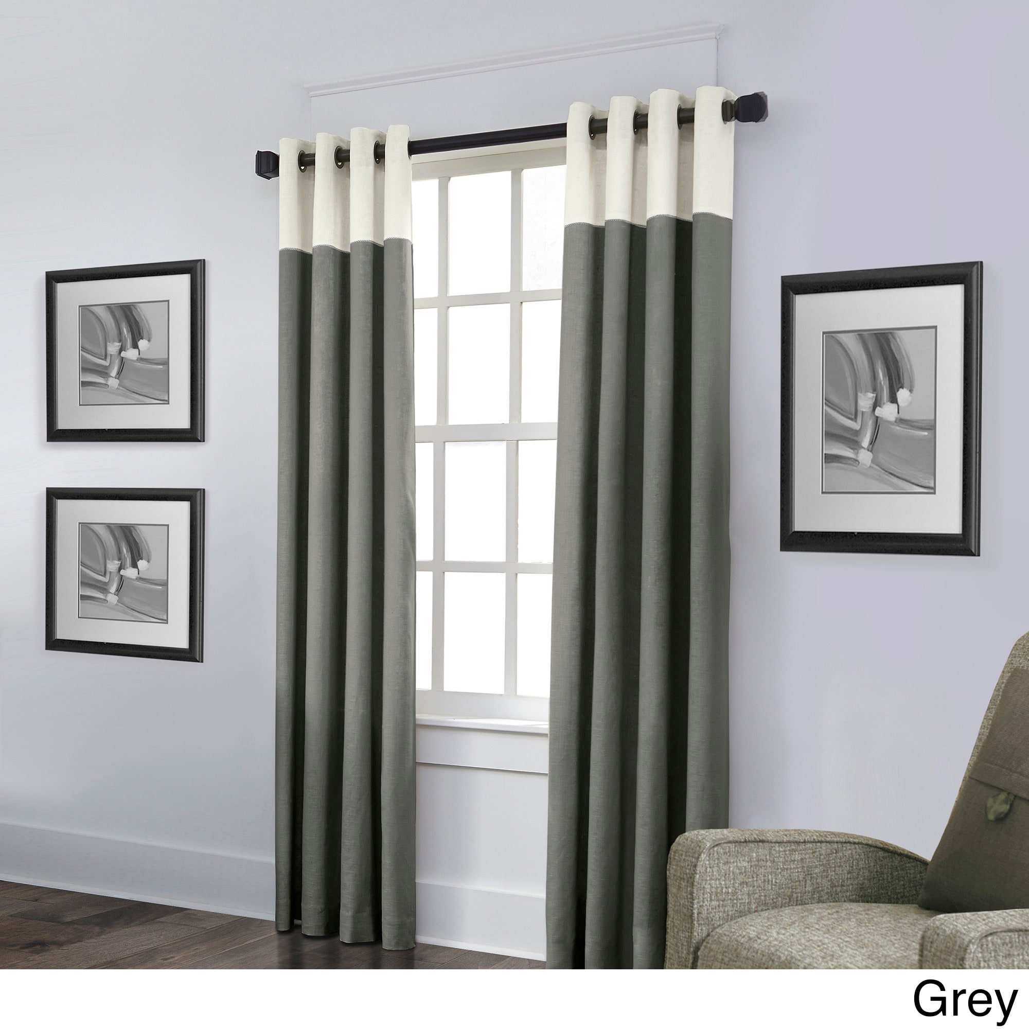 tone for natural silver architecture semi prepare within in coffee curtain gingham blockout malvern ring thermal textured eyelet top curtains wish green plain homemaker renovation childrens