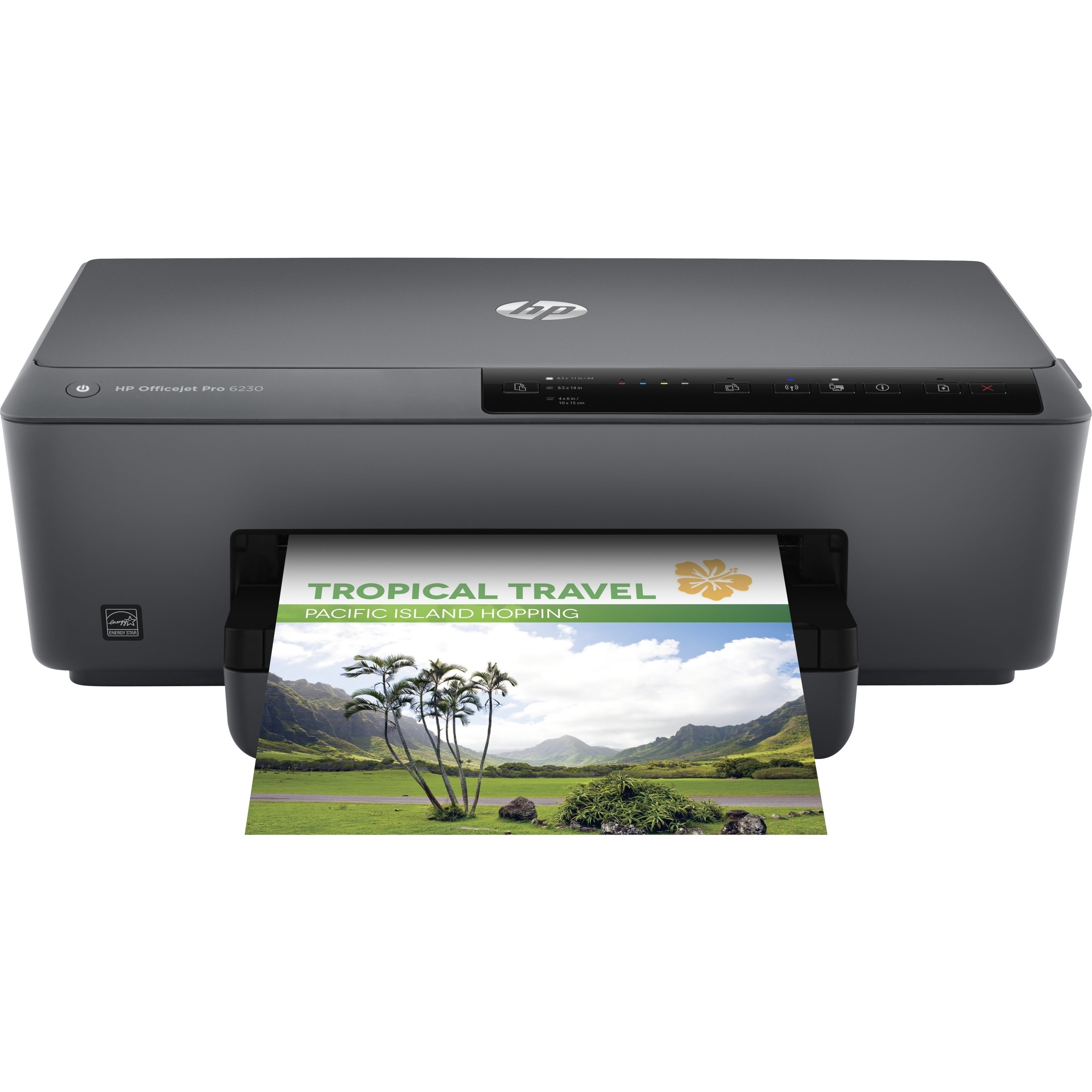 shop hp officejet pro 6230 inkjet printer color 600 x 1200 dpi