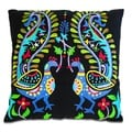 Peacock 18-inch Throw Pillow